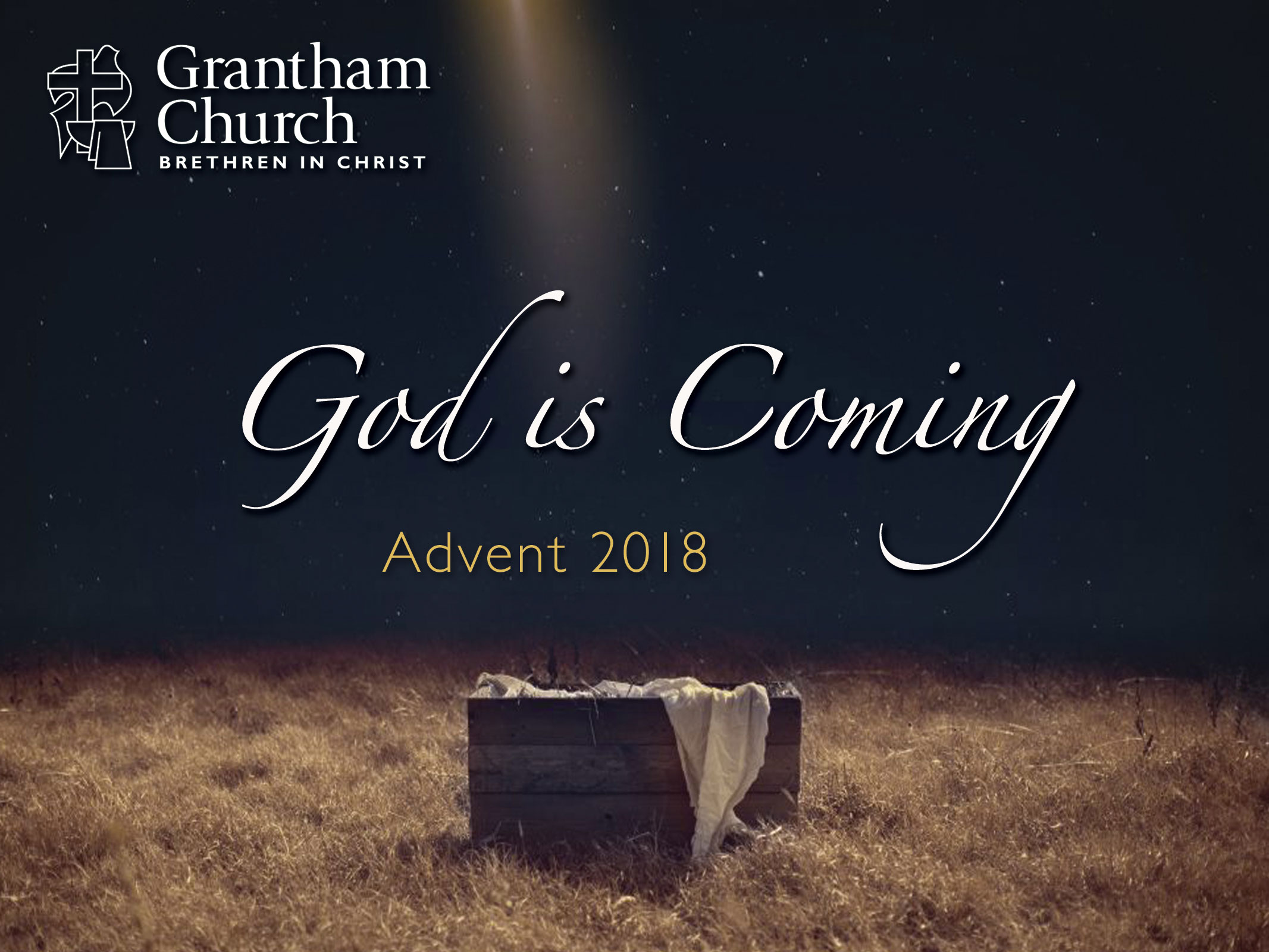 God is Coming (3 of 4)