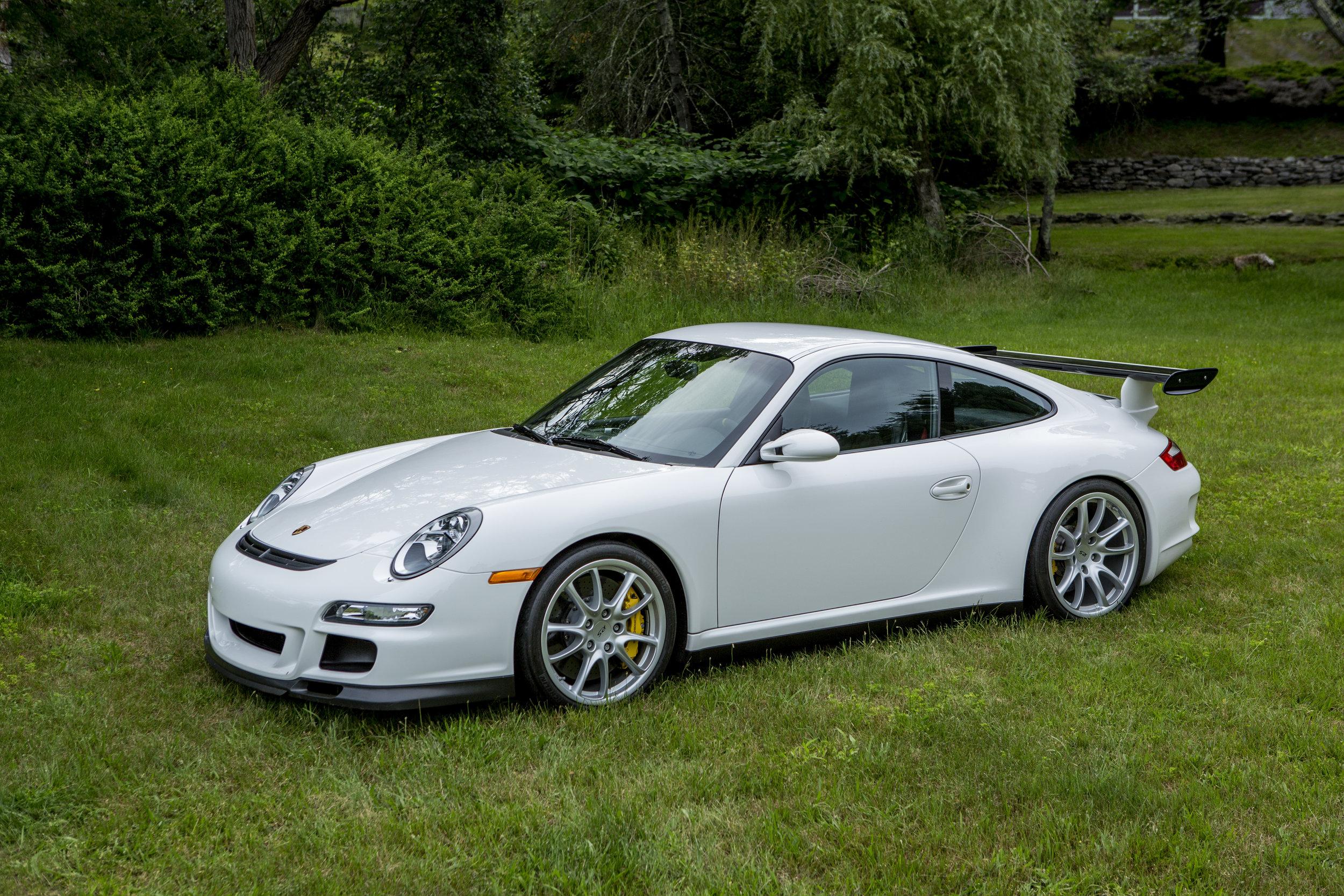 2007 Porsche GT3 RS - Pre-Facelift - Factory Graphics Delete - SOLD