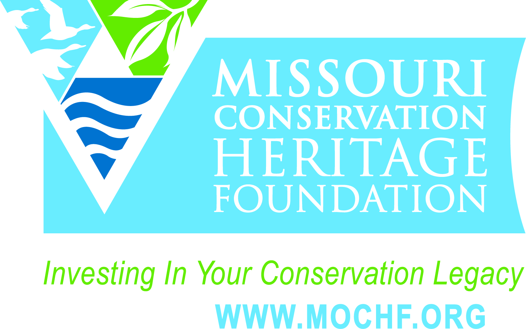 MCHF - Thank you to the Missouri Conservation Heritage Foundation for your continued support of Paddle MO and Stream Team efforts in Missouri, The Great Rivers State.