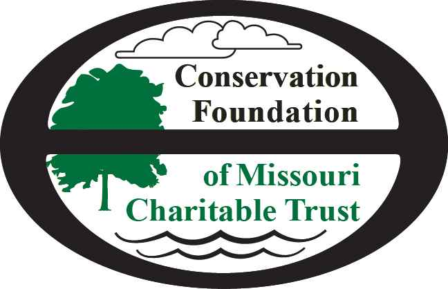 CFMCT - Thank you to the Conservation Foundation of Missouri Charitable Trust for your support of Paddle MO education through the 2019 Carl Morrow Grant.
