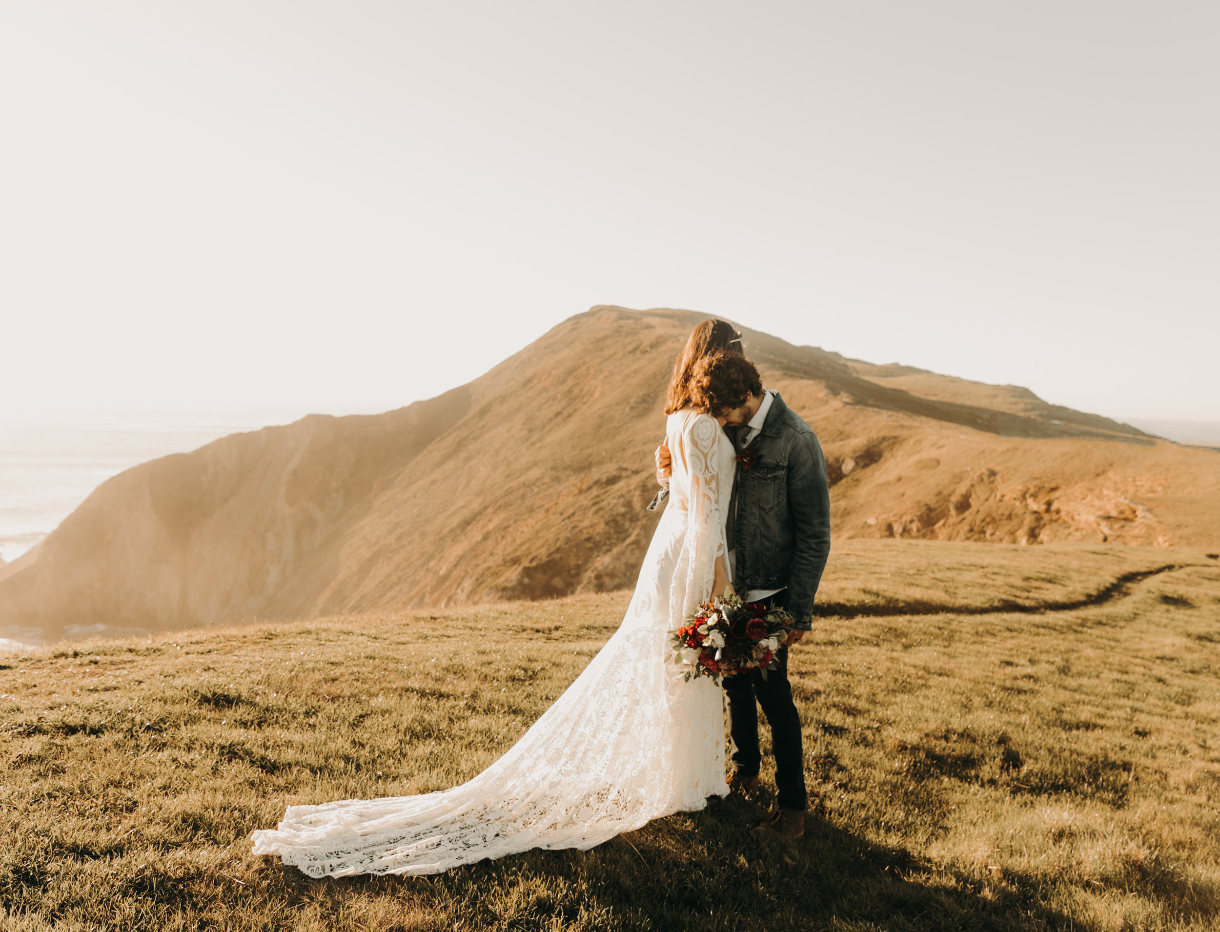 Point Reyes Elopement Inspiration   Elopement