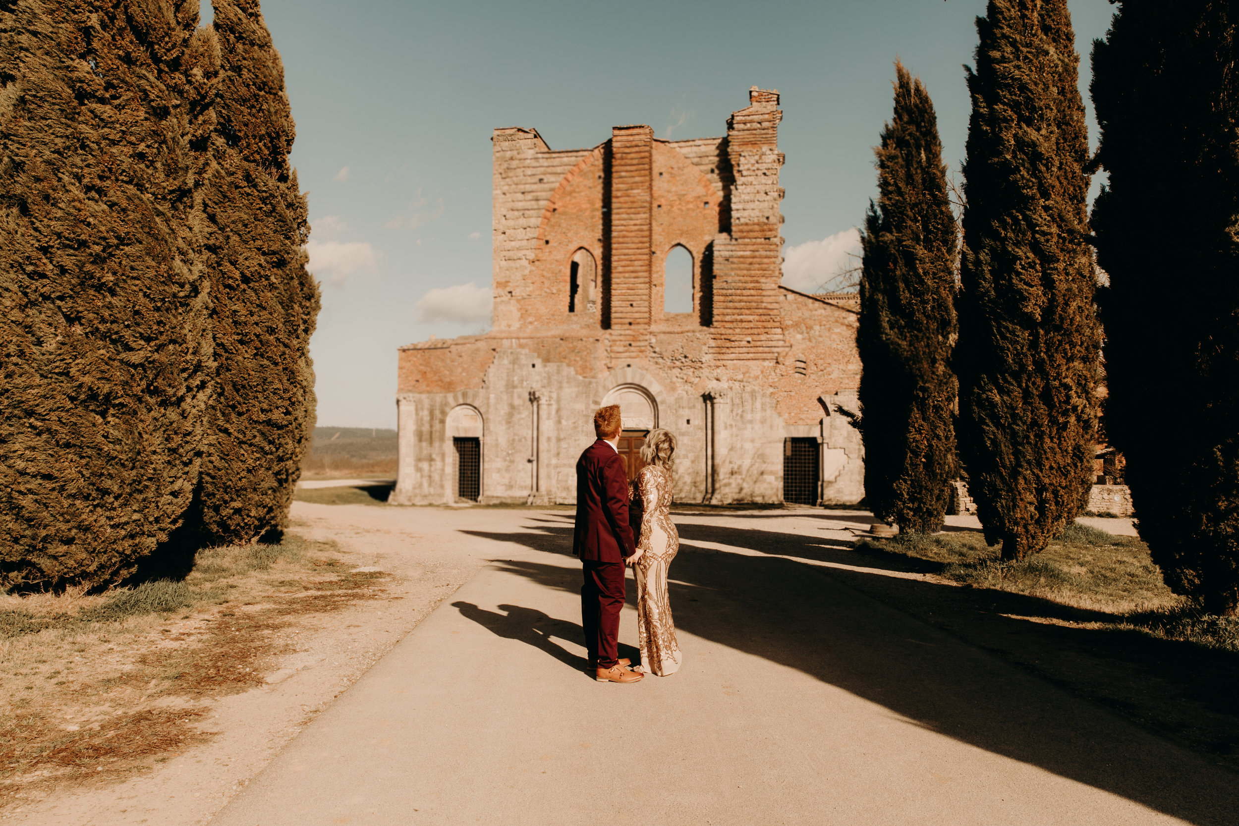 Destination vow renewal in Tuscany, Italy   Vow Renewal