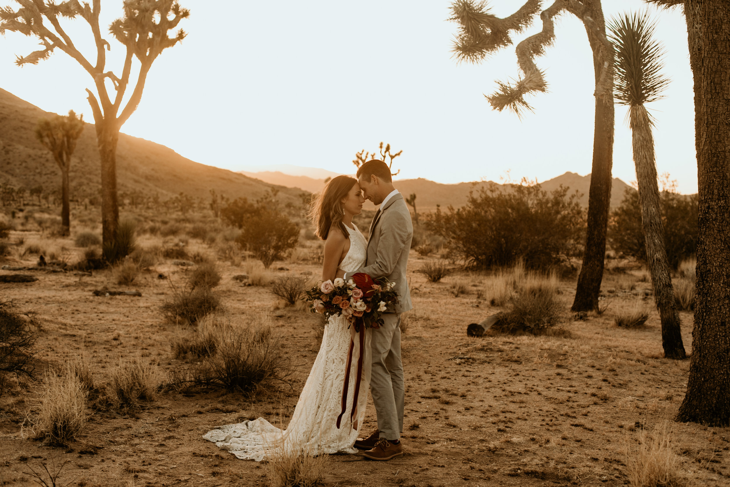 joshua tree elopement locations