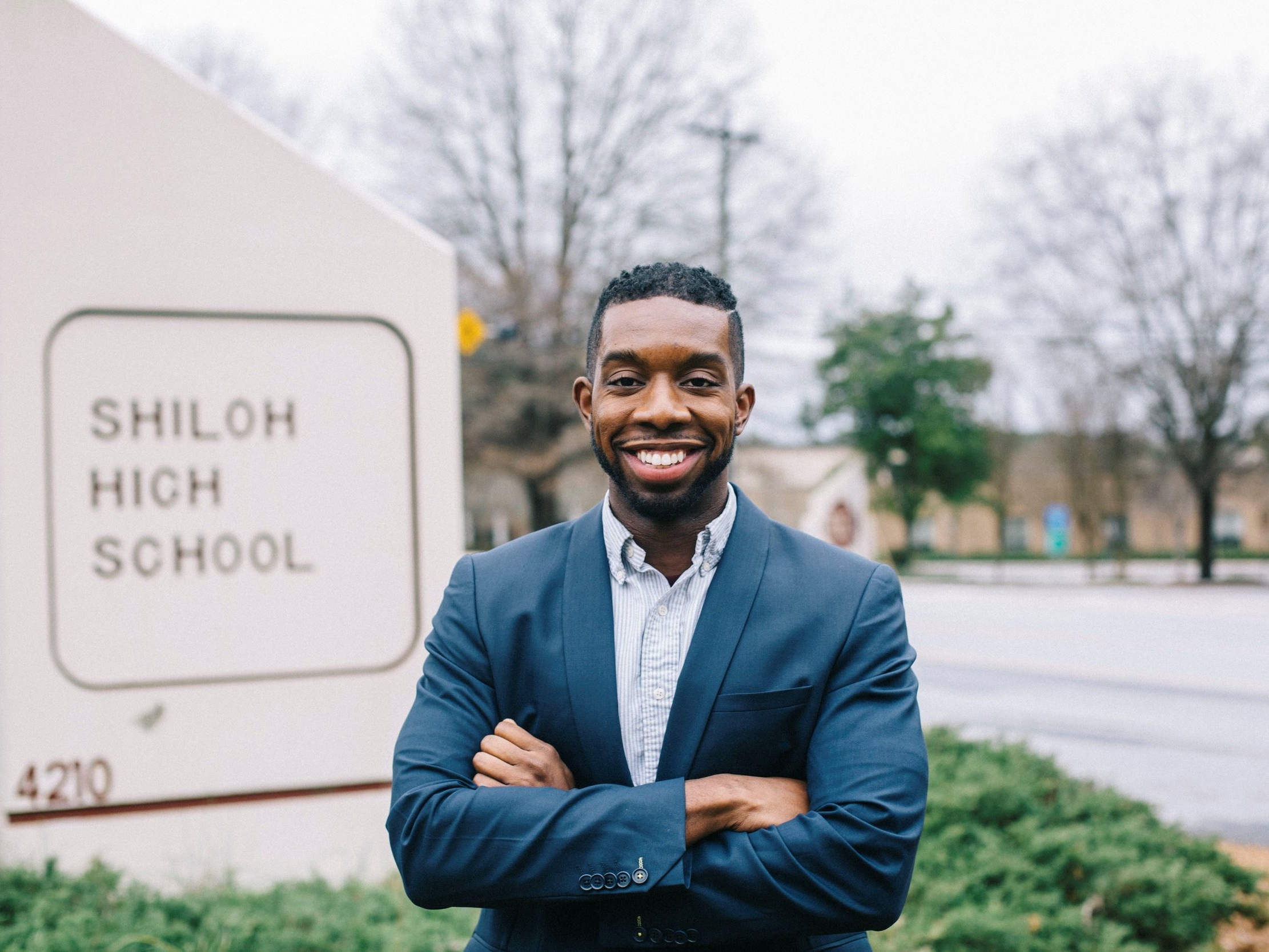 EJ won a historic race in 2018, becoming the first person of color and youngest-ever to serve on the Gwinnett County Board of Education. EJ is working to increase equity in teacher supports, reduce disproportionality in student discipline, and provide comprehensive student wellness services. He is committed to a future where every one of the district's nearly 180,000 students – of whom the majority are students of color – graduate and are college-ready.