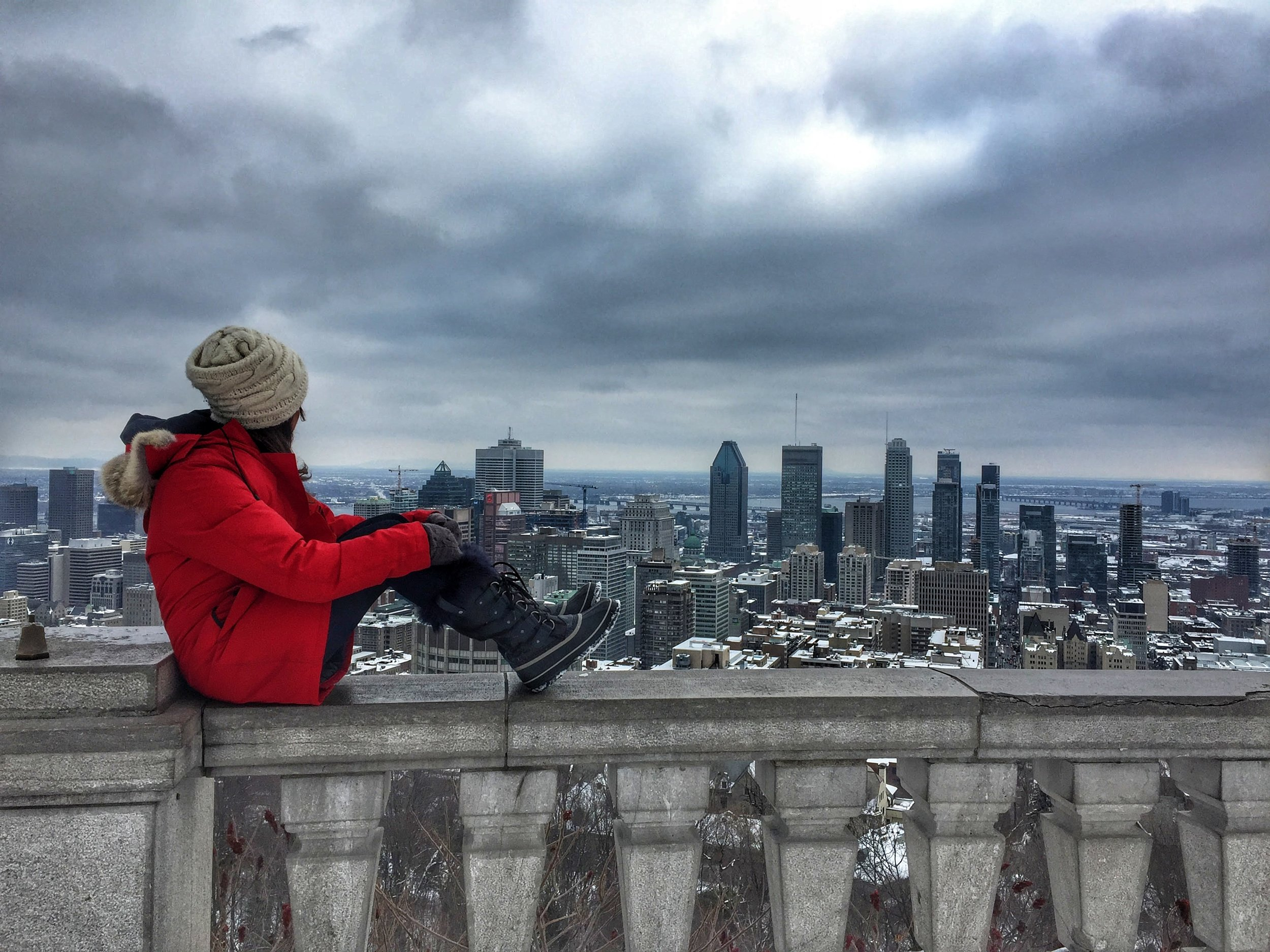 My first solo trip - to Montreal (December 2016)