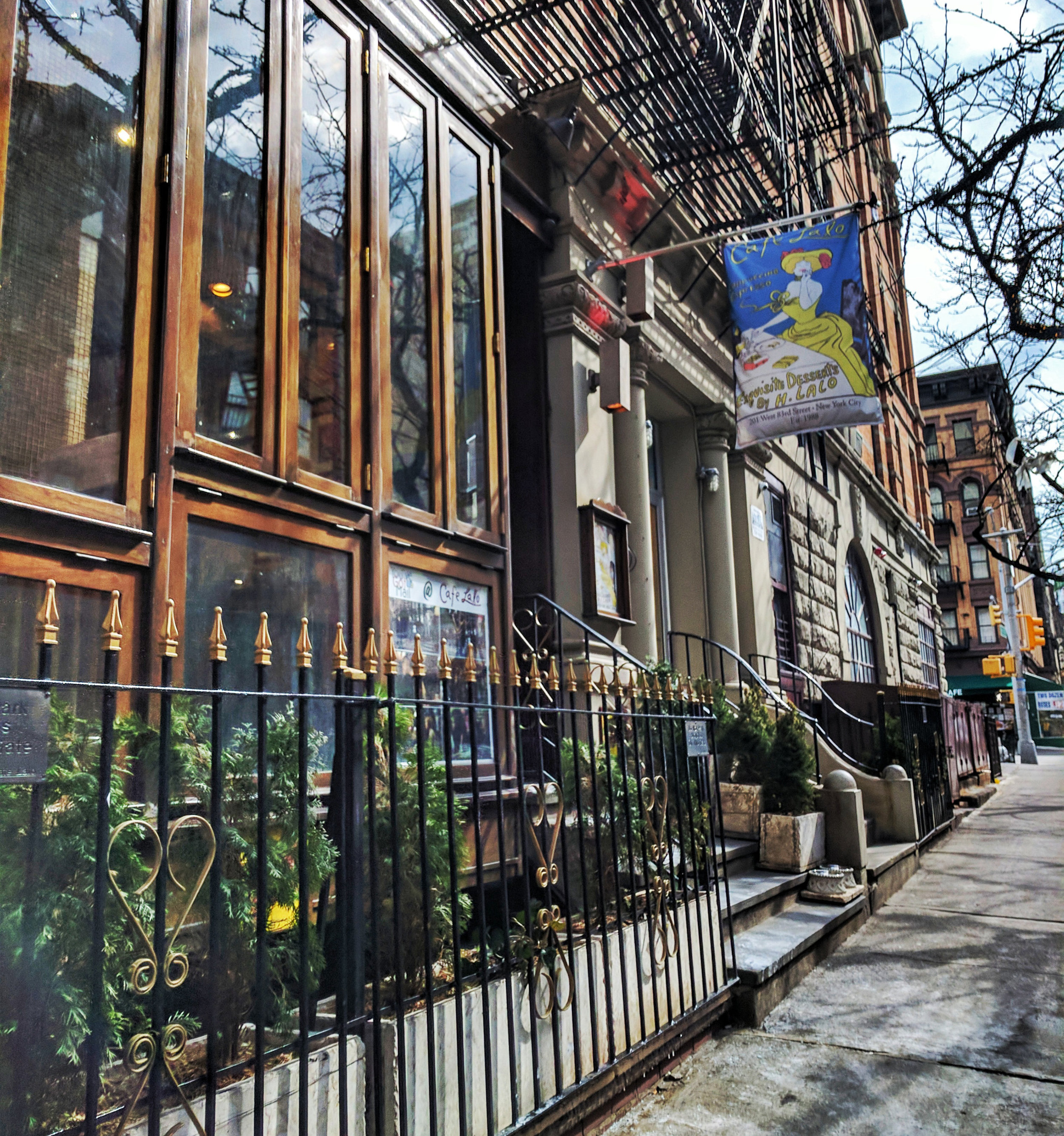 Location: 201 West 83rd Street (between Broadway and Amsterdam)