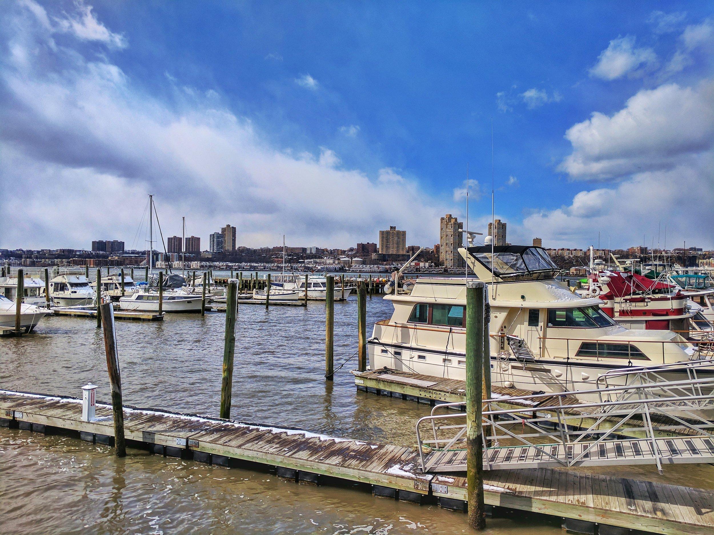 Location: 79th Street at the Hudson River (along Riverside Park)