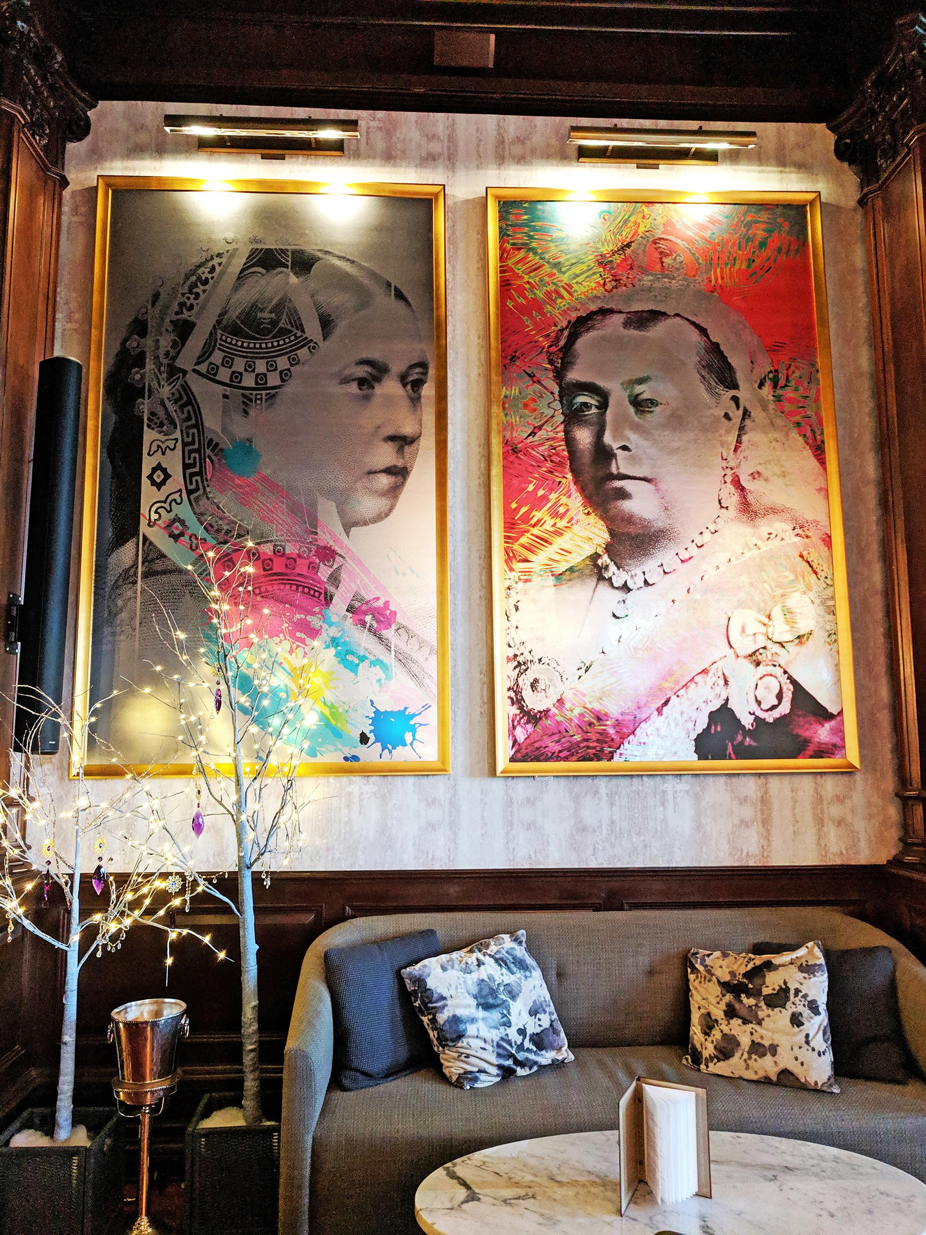 Q Bar at the Empress Queen Victoria