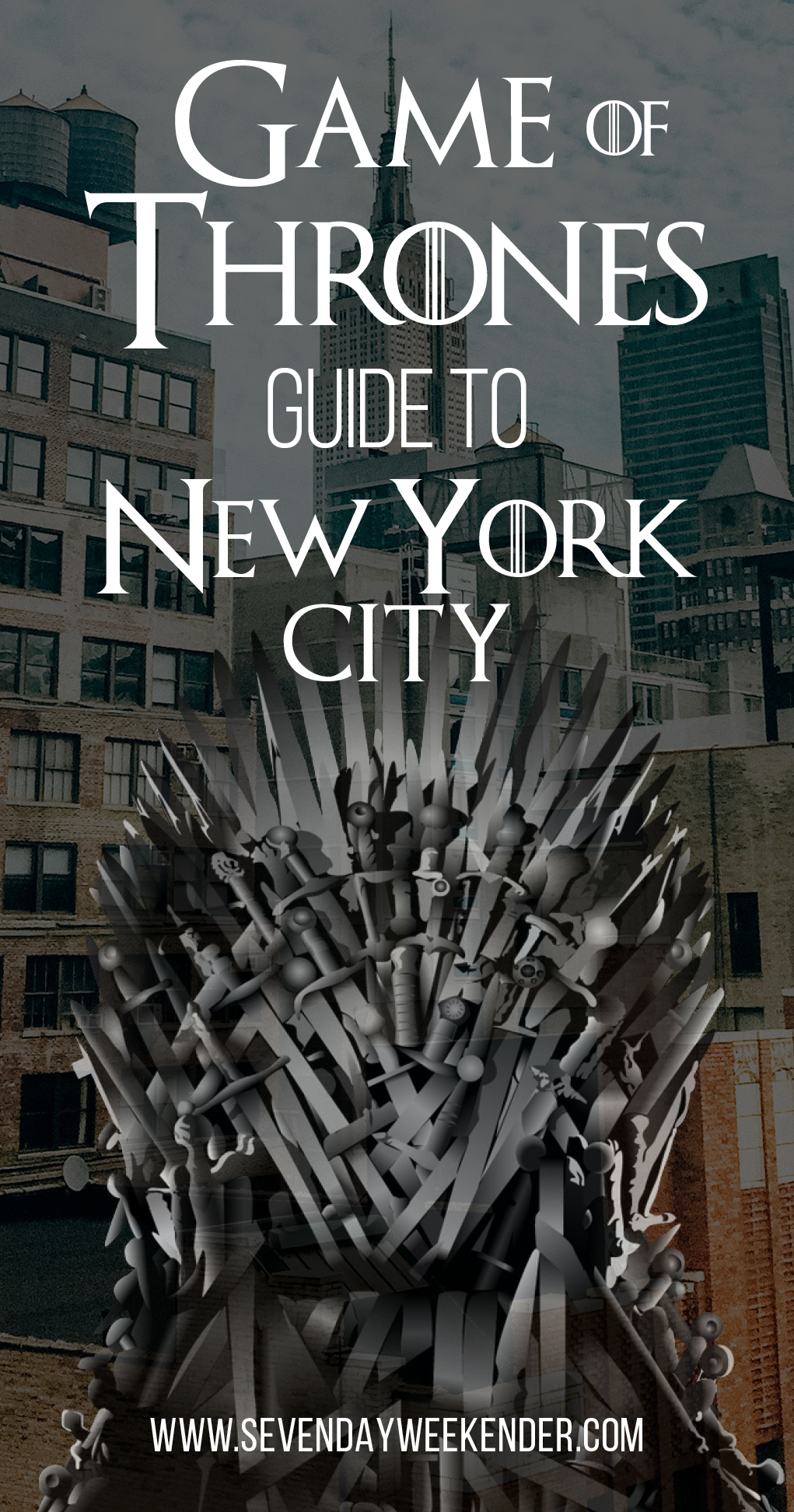Game of Thrones Guide to New York City