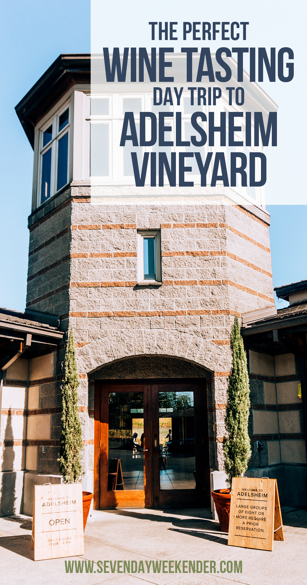 The Perfect Willamette Valley Day Trip