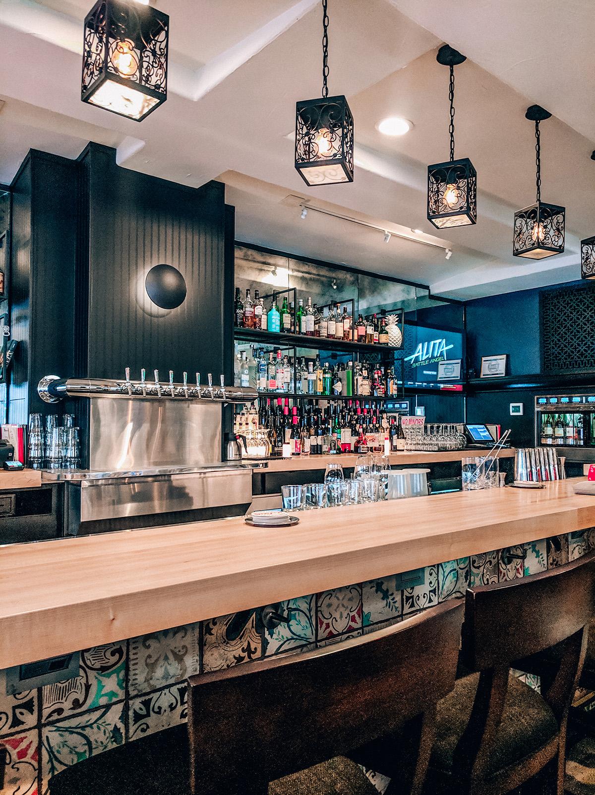 Hotel Vintage Bacchus Bar