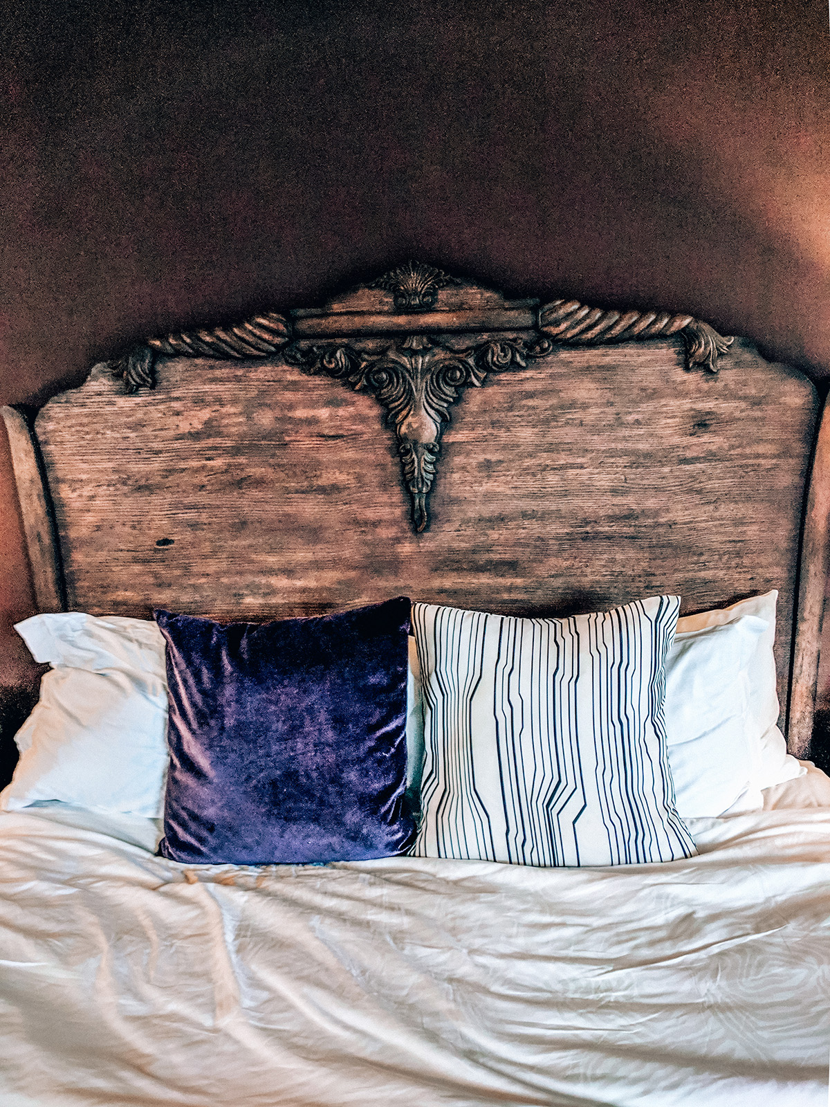 Hotel Vintage bed