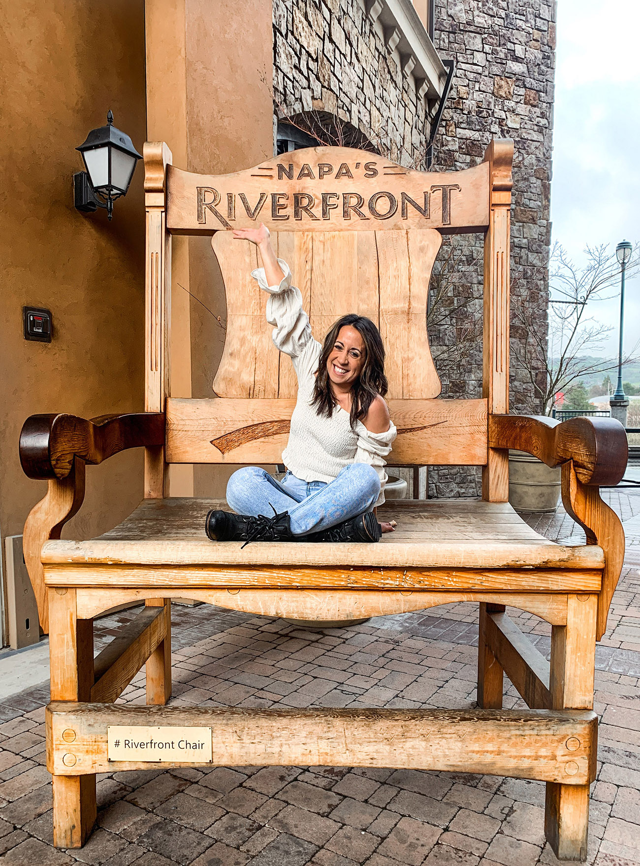 Napa Riverfront Chair