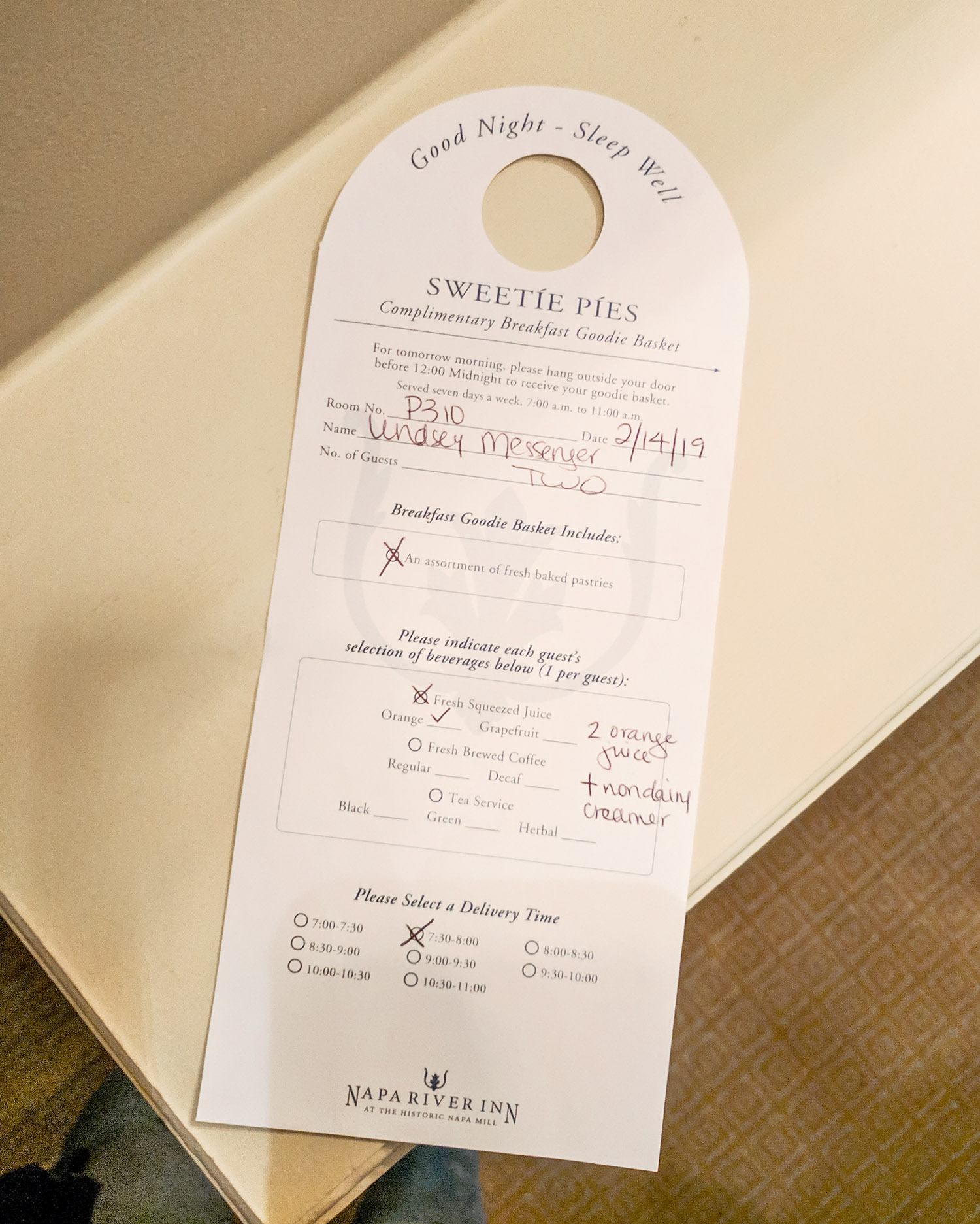 Napa River Inn breakfast menu.jpg