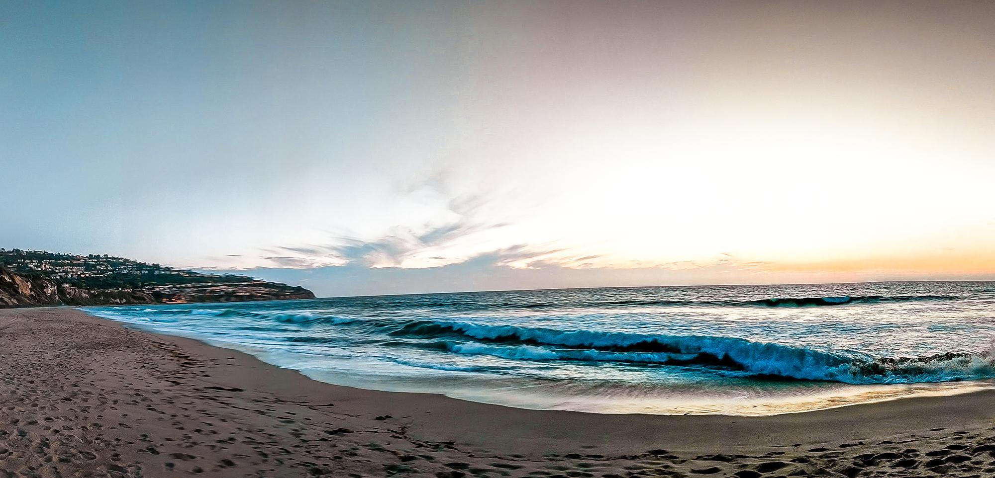 Torrance Beach sunset