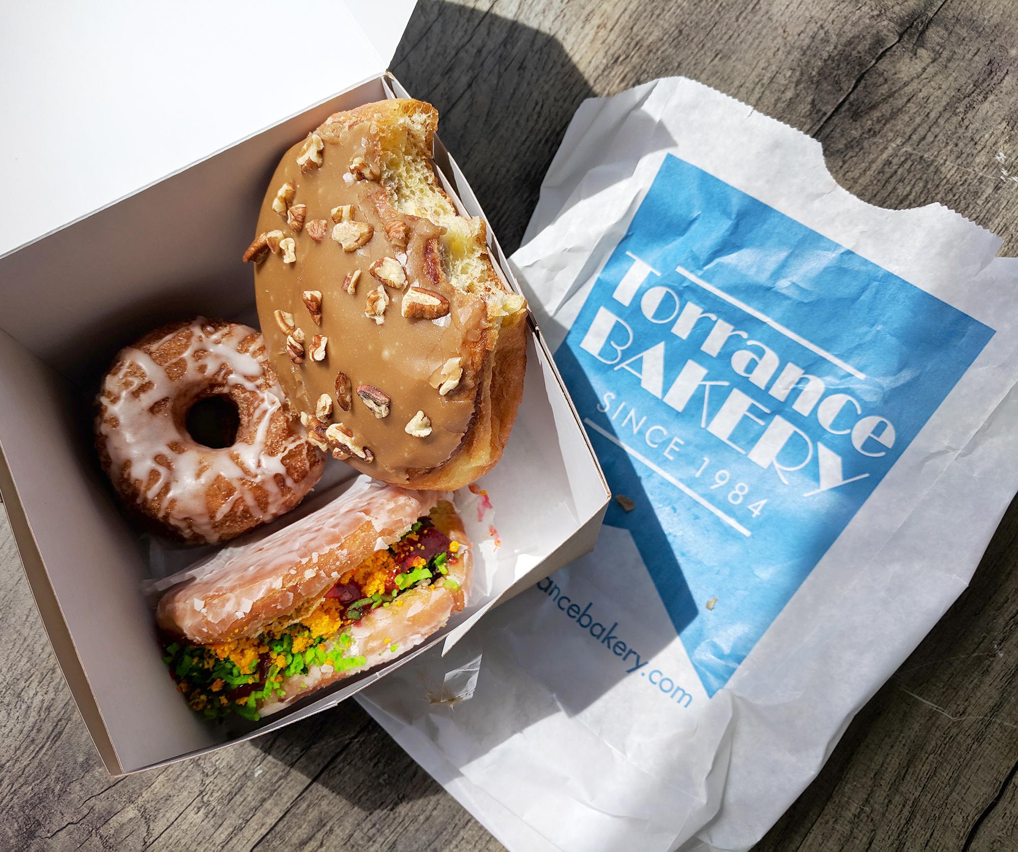 Torrance Bakery donuts