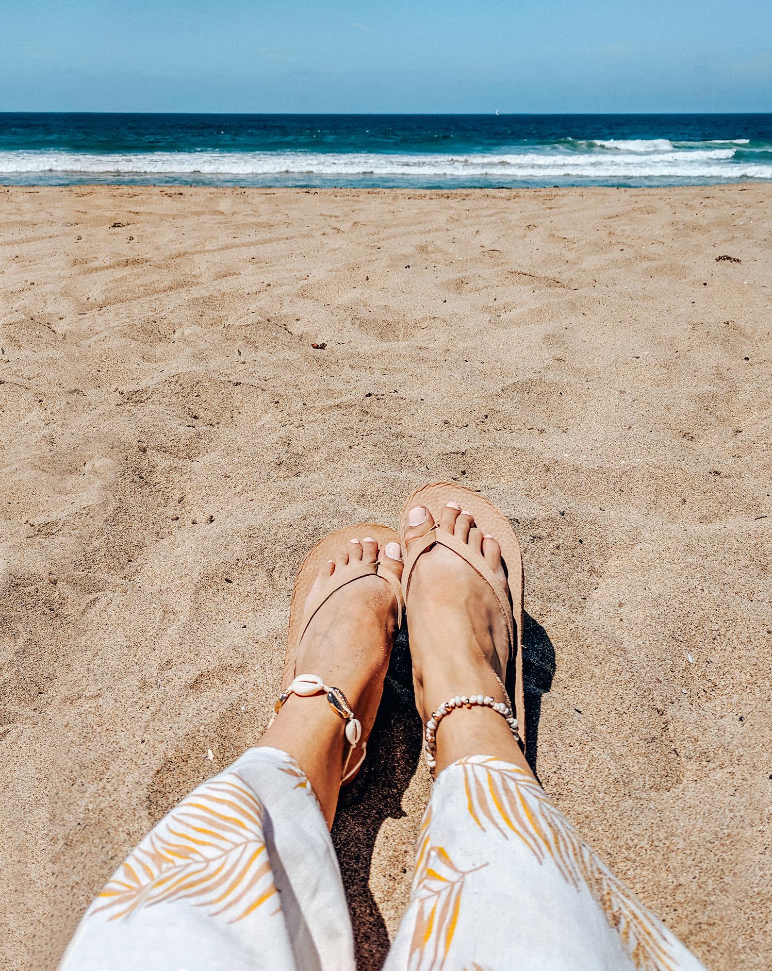 Torrance State beach sandals