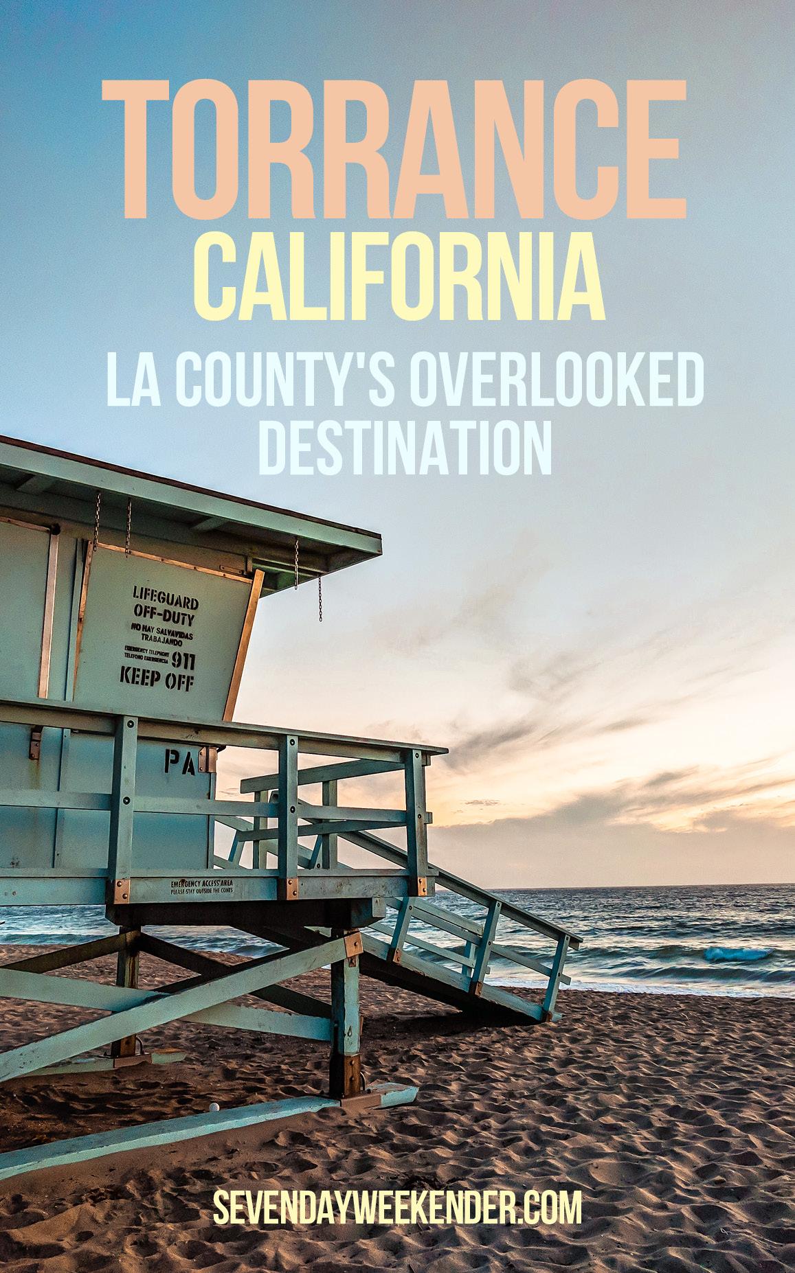 Torrance California is LA County's Overlooked Destination