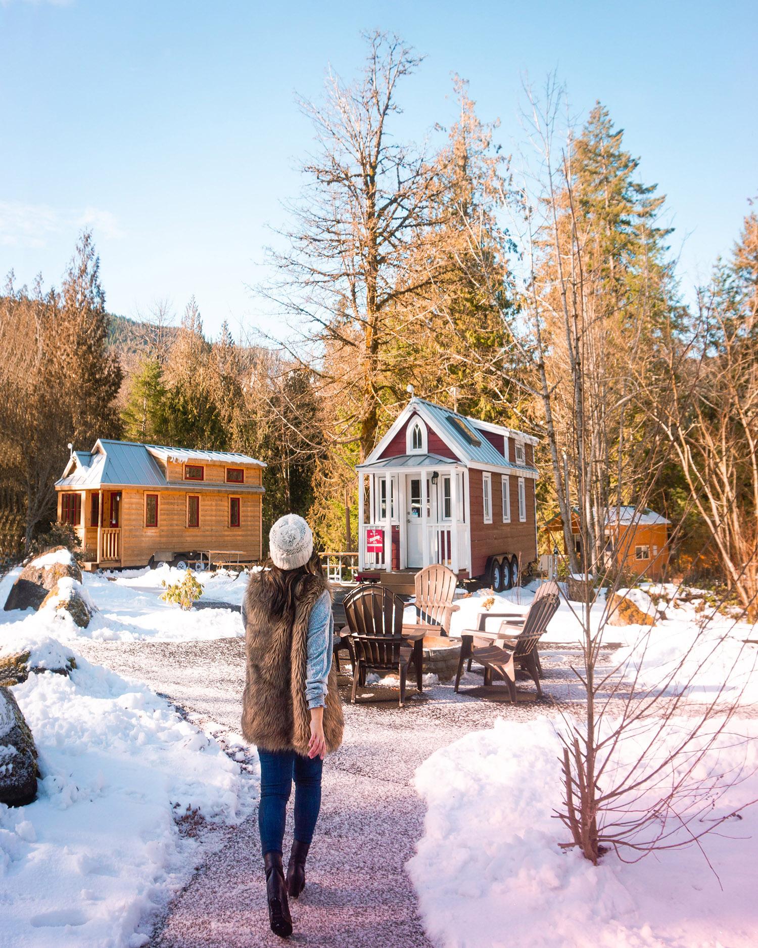 Mt. Hood Tiny Home Village