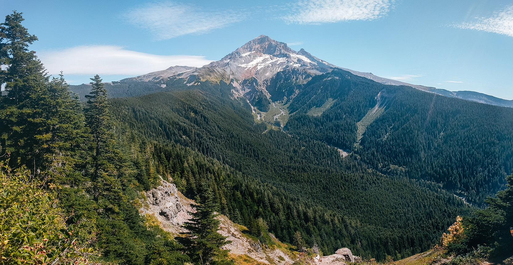 Mt. Hood Dog Mountain viewpoint