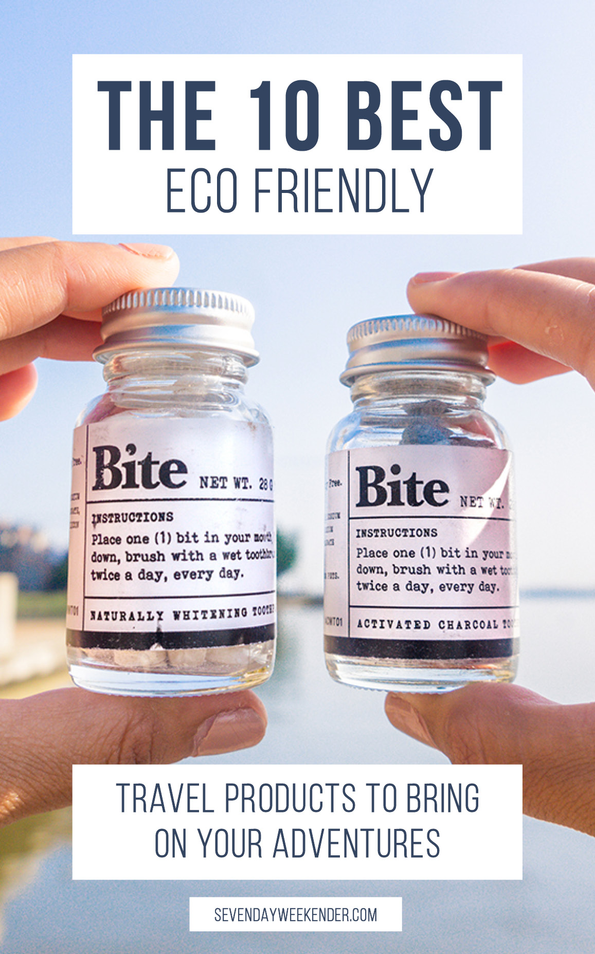 The Best Travel Products That Are Eco Friendly