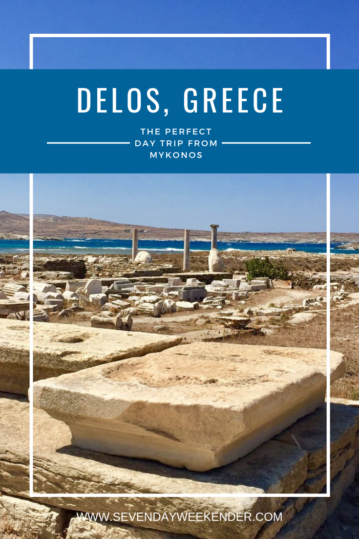 Delos, Greece: The Perfect Day Trip from Mykonos