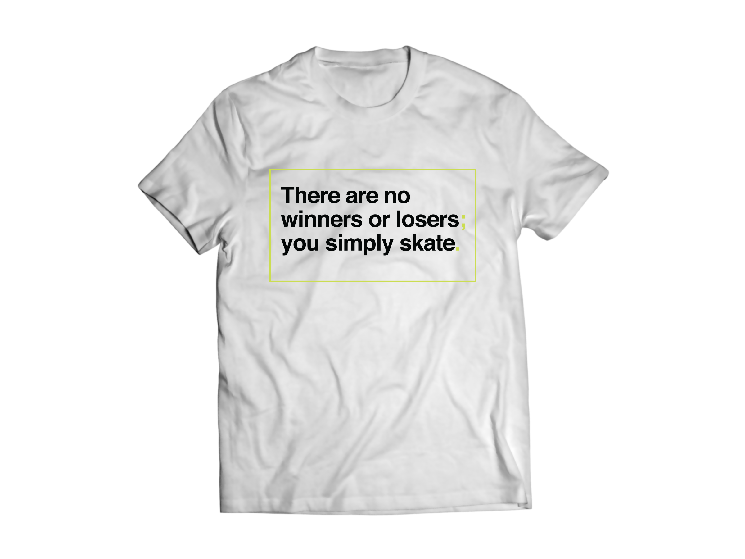 Free Thought Skate Co.T-shirt Design