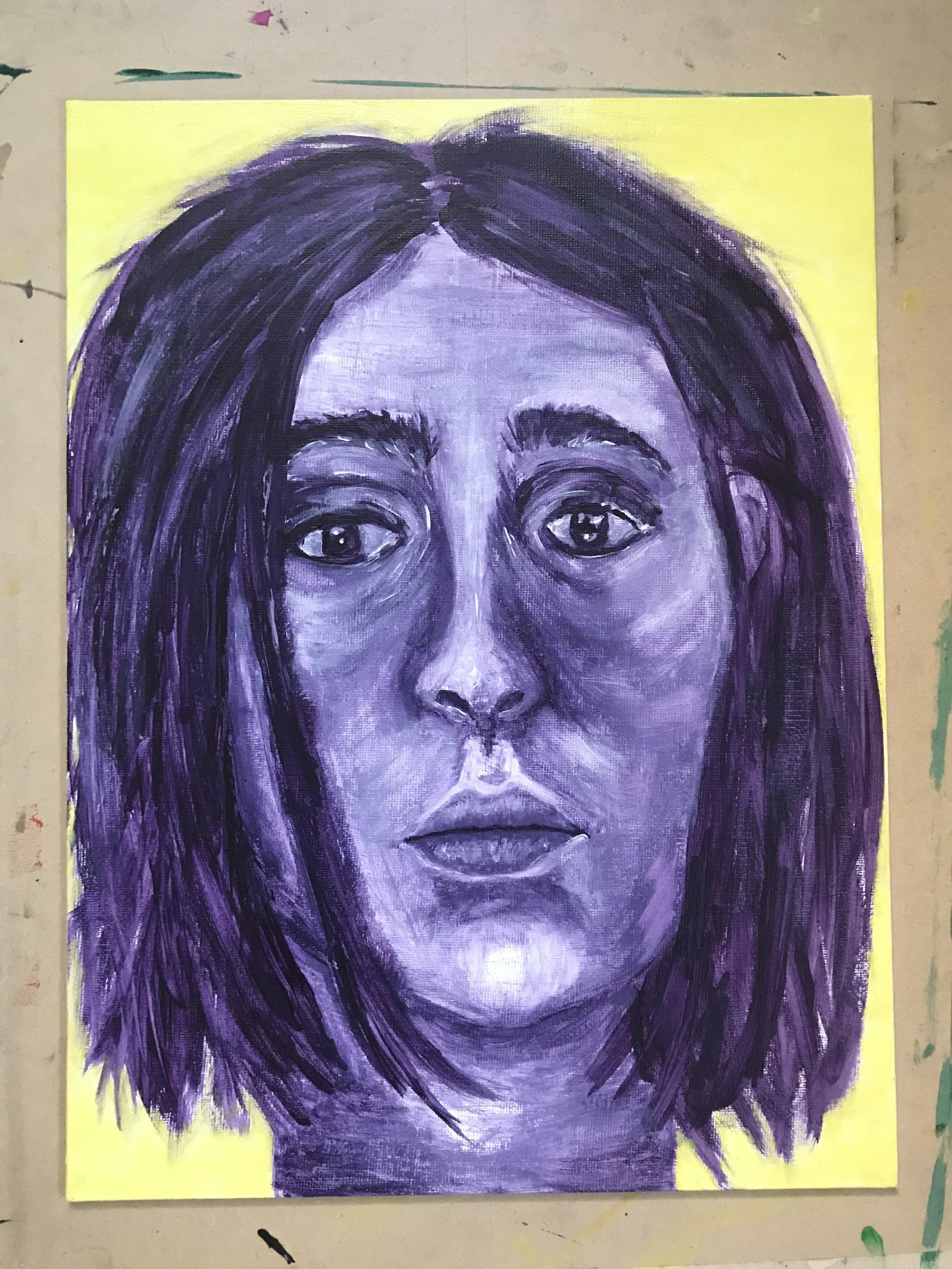 Self Portrait 5/10