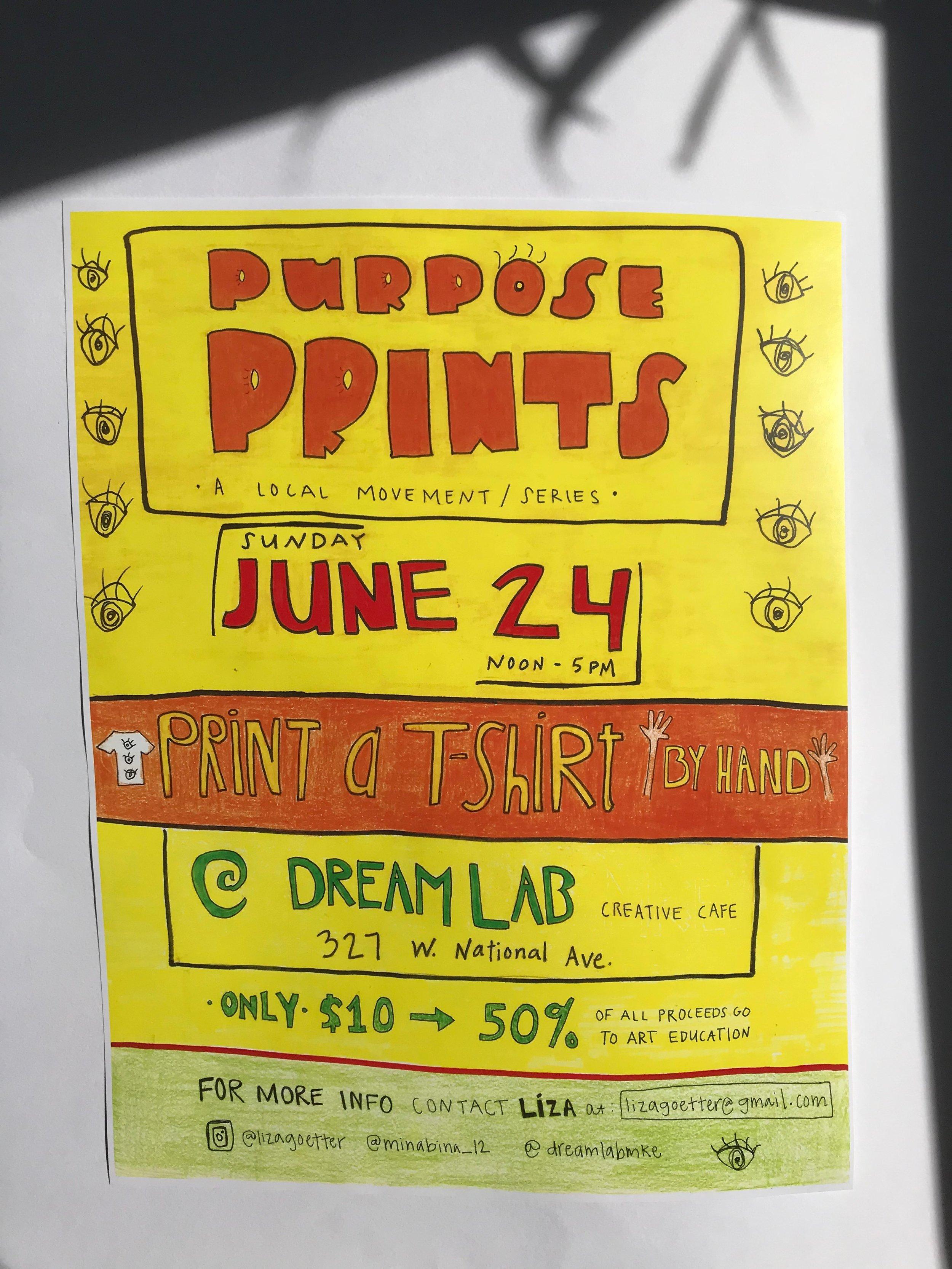 Purpose Prints