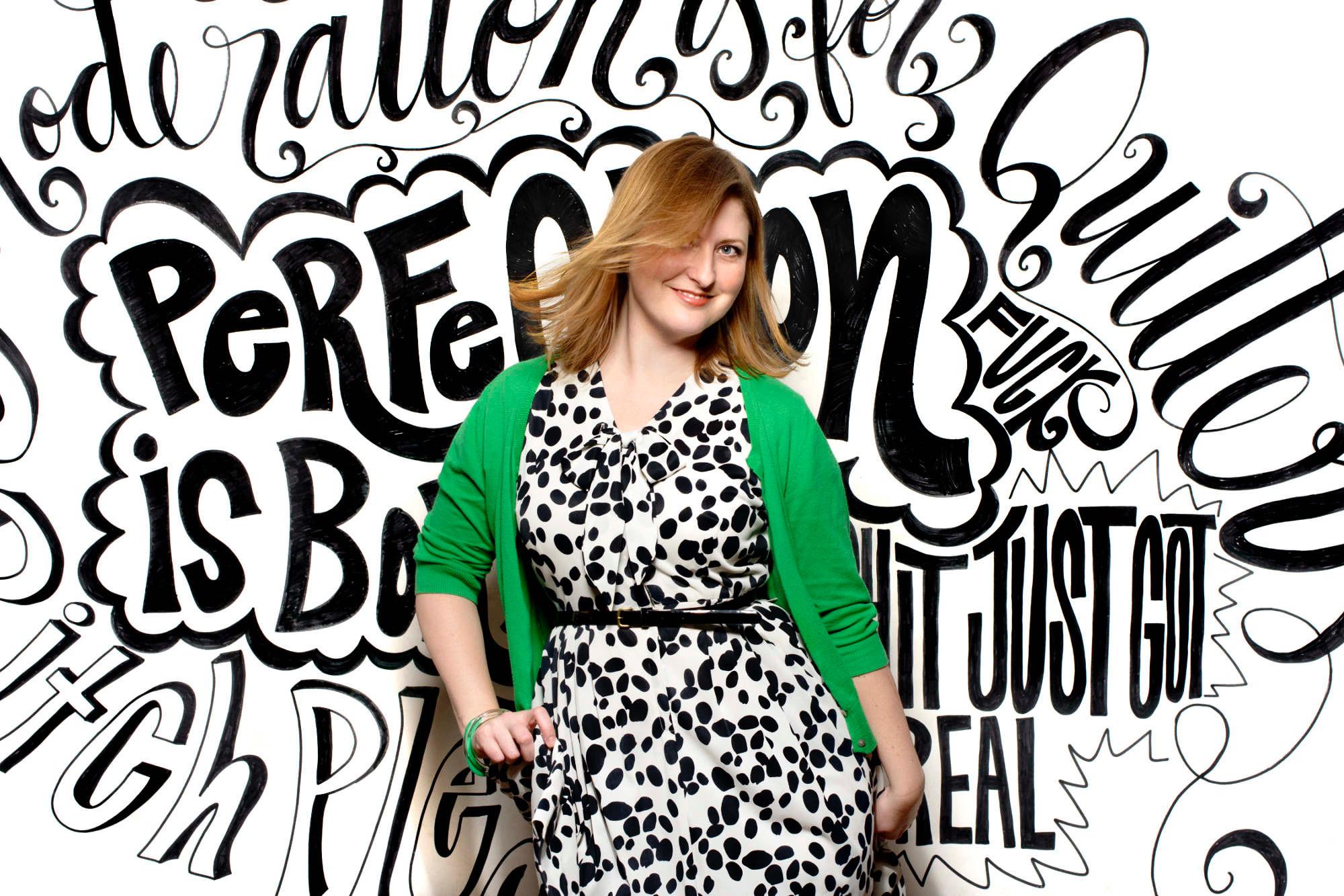 Carolyn Sewell, Designer, illustrator, letterer