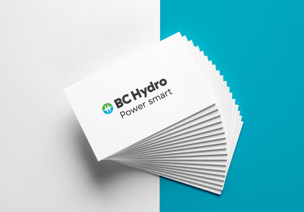 BC Hydro: Rebrand — Sofia Pona