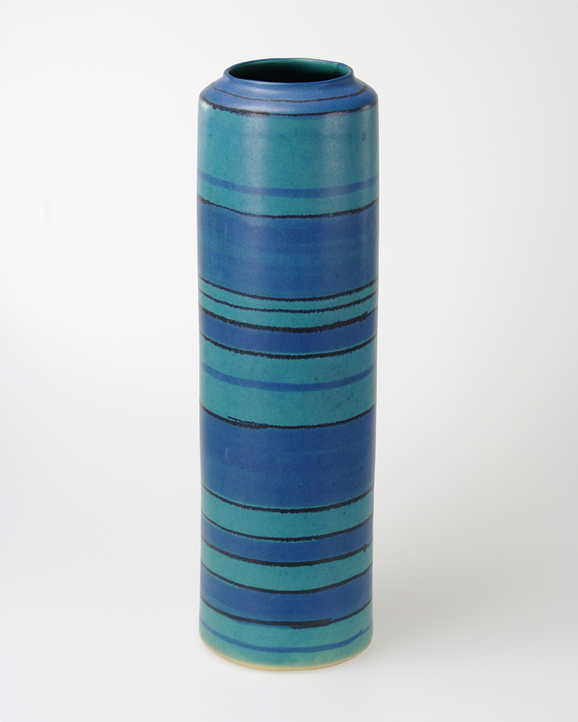 Large Gulfstream vase by Fong Chow for Glidden - $800