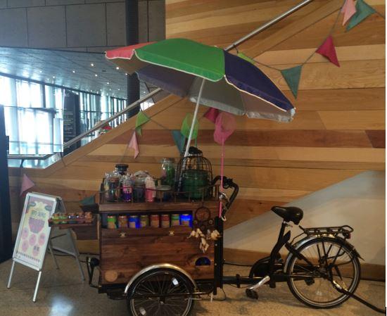 Roald Dahl Dream Jar Cart
