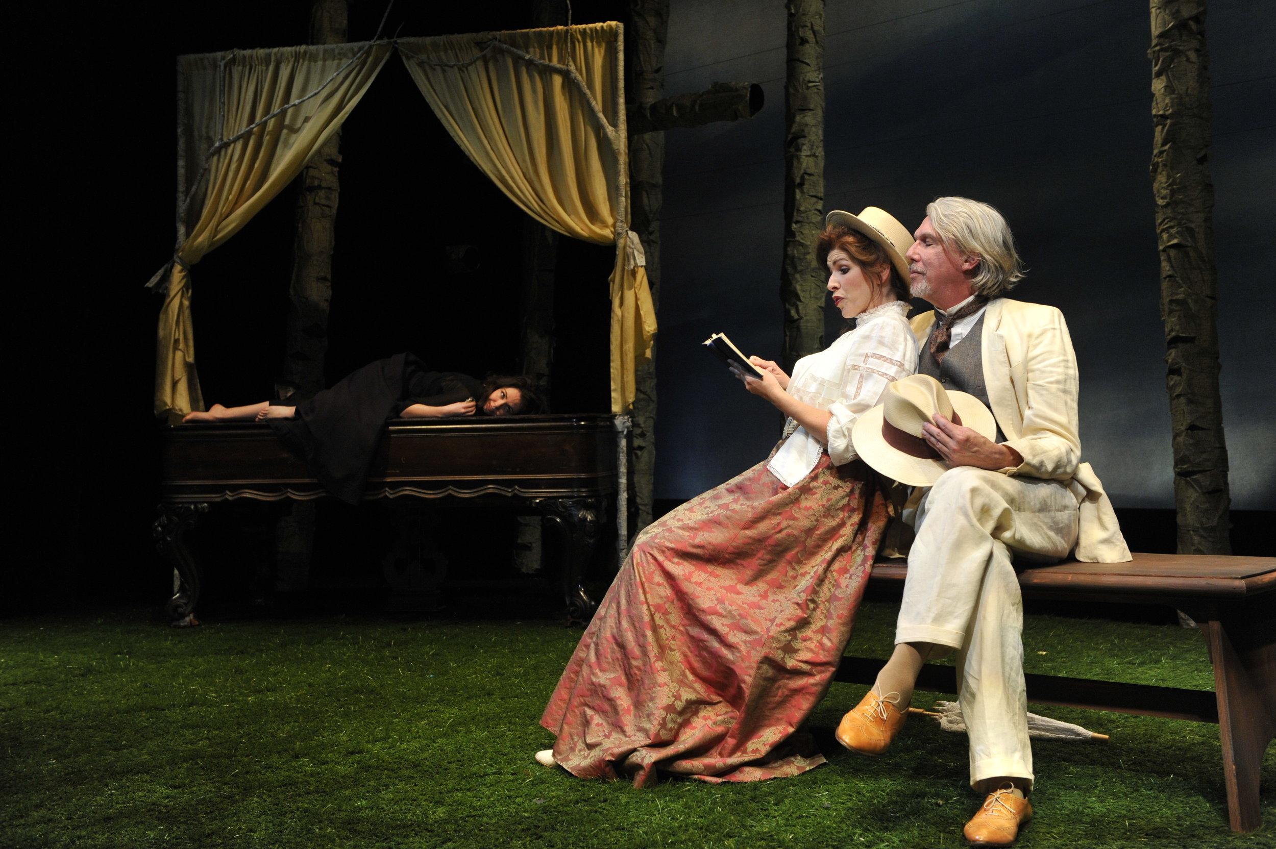 Marin Theatre, SEAGULL, 2011 Photo Credit: David Allen