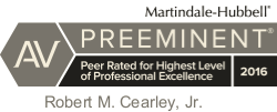 martindale hubbel little rock law firms peer rated