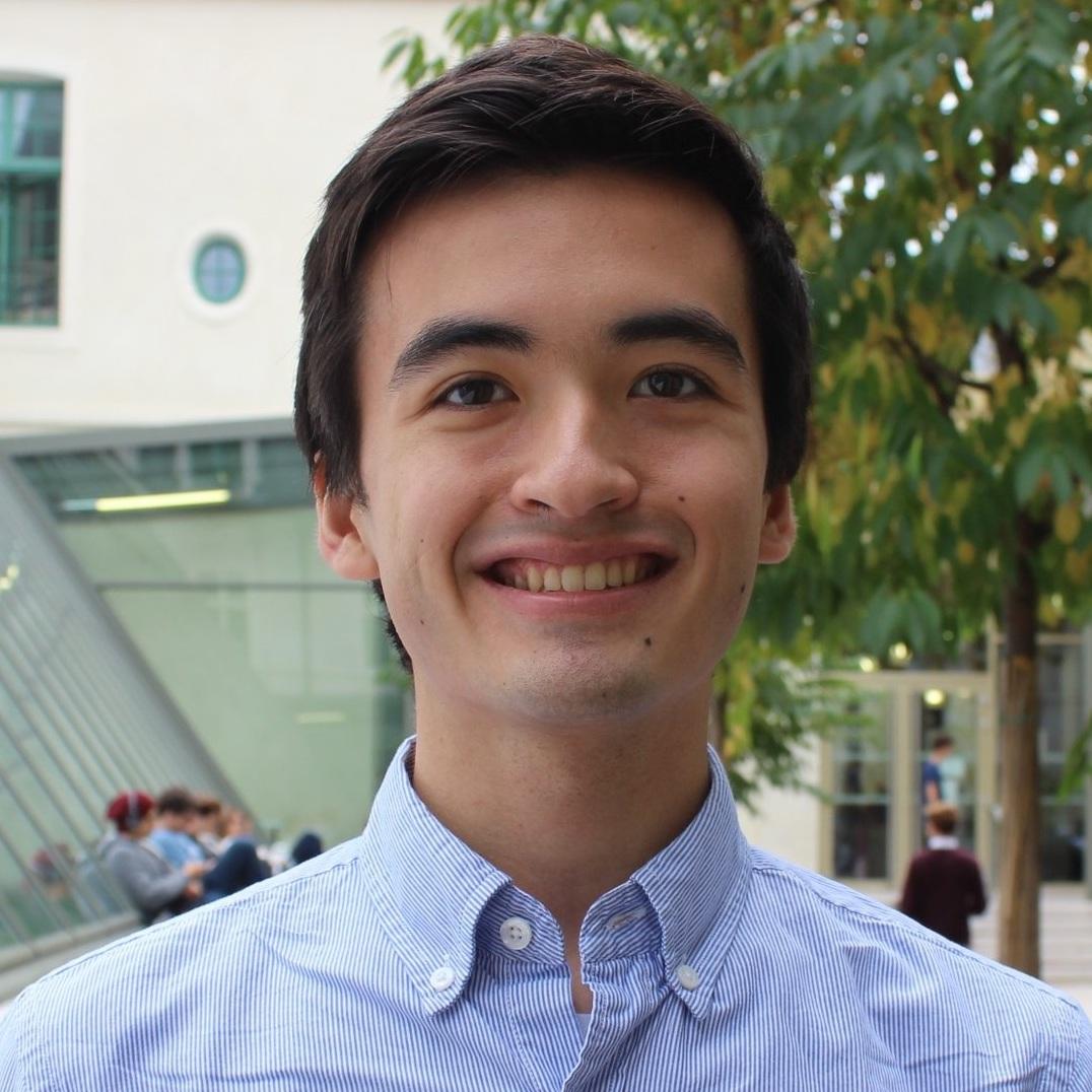 James Quinn, Columbia University '20