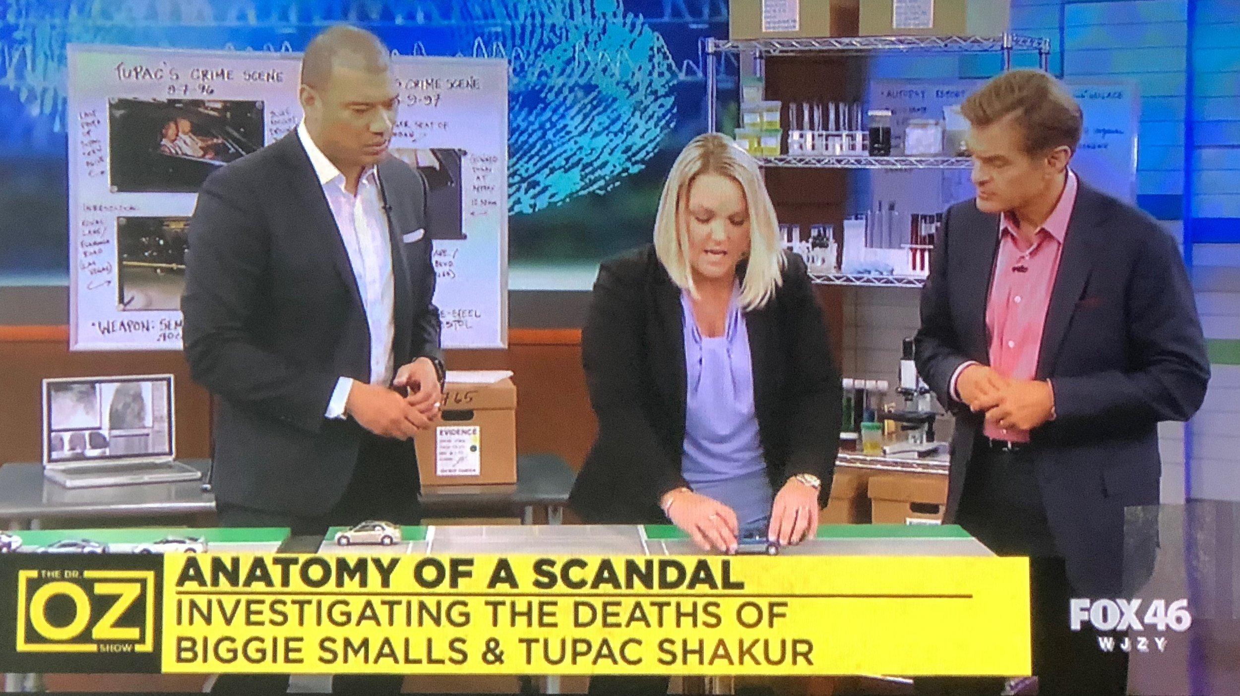 OzTeam Forensic Criminologist Dr. Laura Pettler Season 9