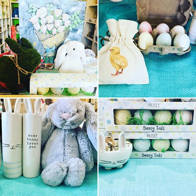 Hippity Hoppity!!! Easter is almost here!  Come shop with us for all your Easter needs!🐰🐣🐥