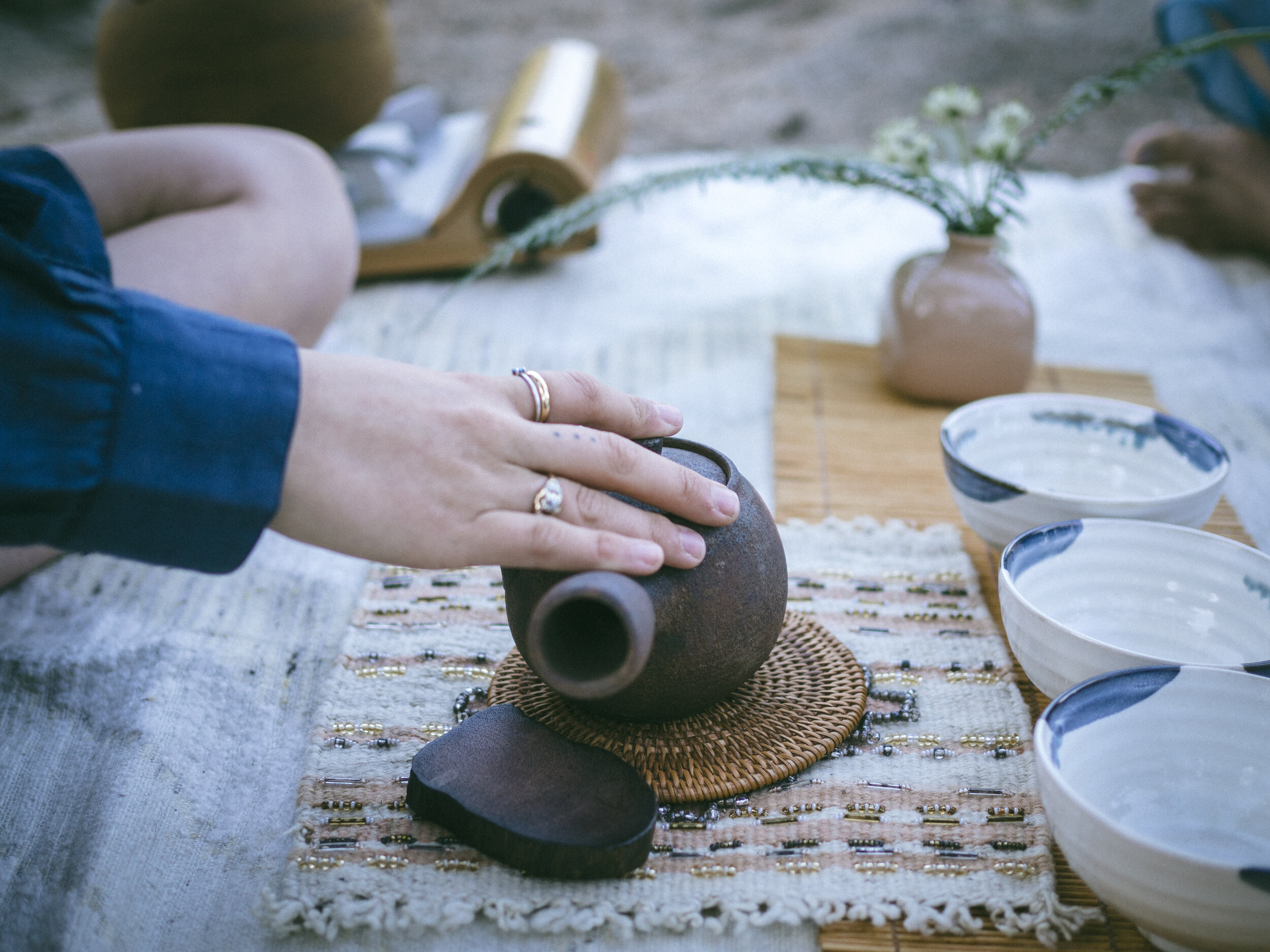 Friday Evenings - Boulder, Colorado4:00-6:30pmJoin me as we hike into a remote location to enjoy beautiful bowls of tea!