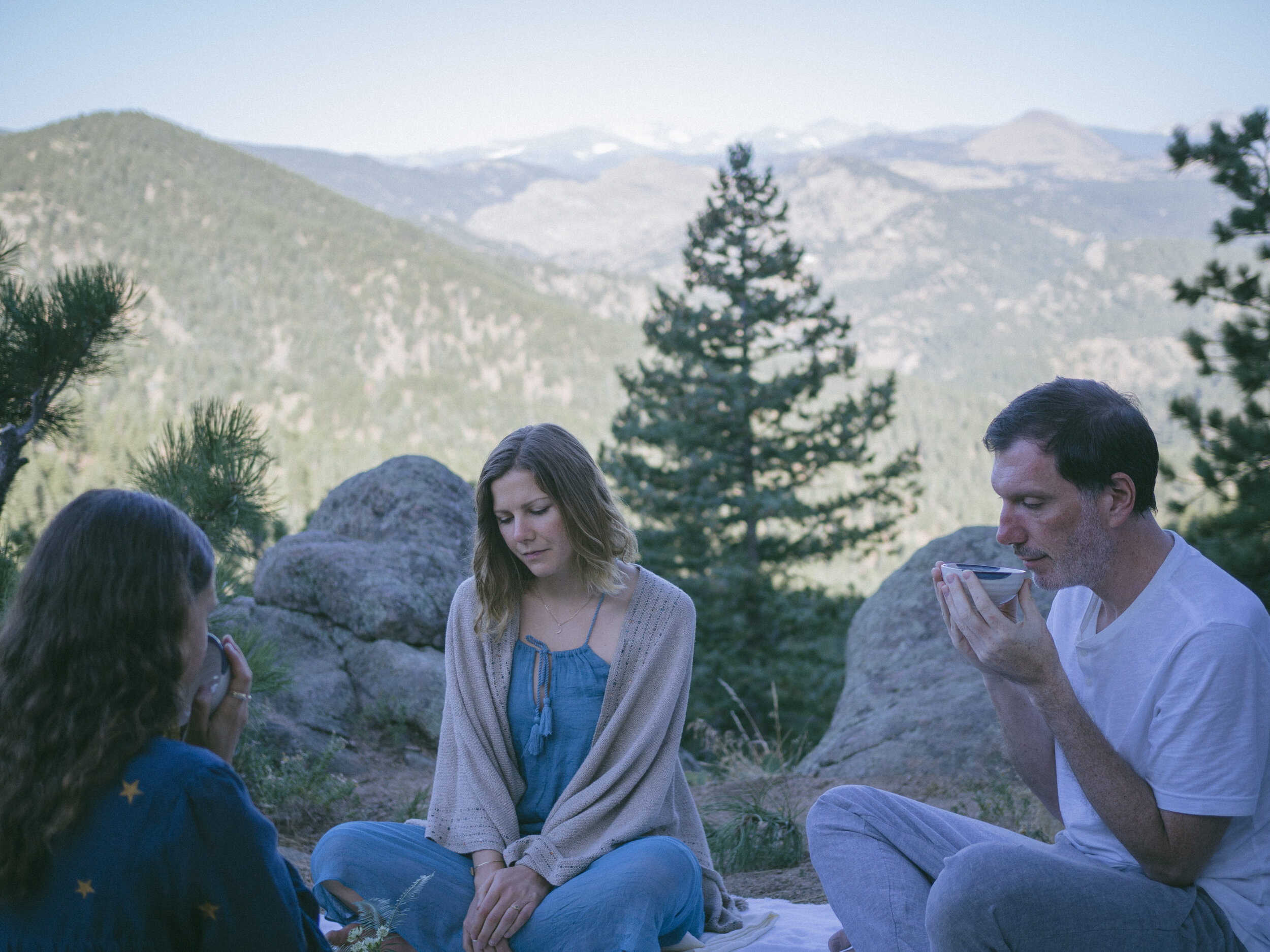 Saturday Mornings - Boulder, Colorado8:00-10:30amJoin me as we hike into a remote location to enjoy beautiful bowls of tea!