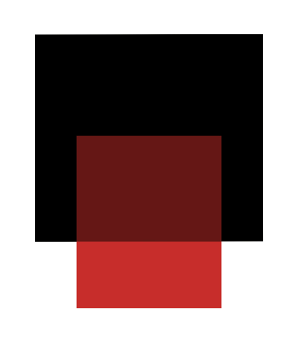 THE INTERACTION OF BLACK AND RED