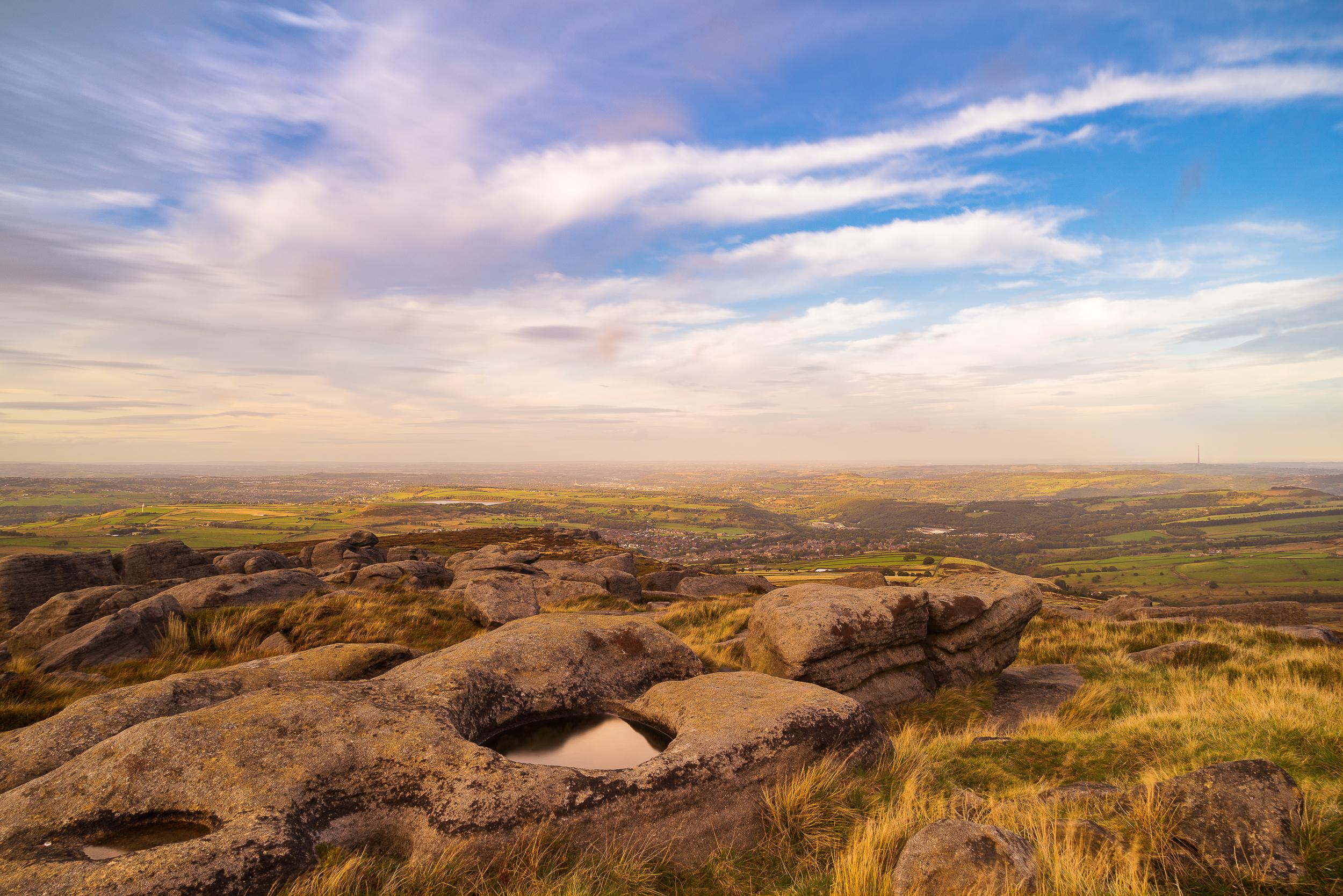 West Nab ~ Huddersfield - Sony A7r + 24/70mm f4ISO50 / 24mm / f11 / 13 secs