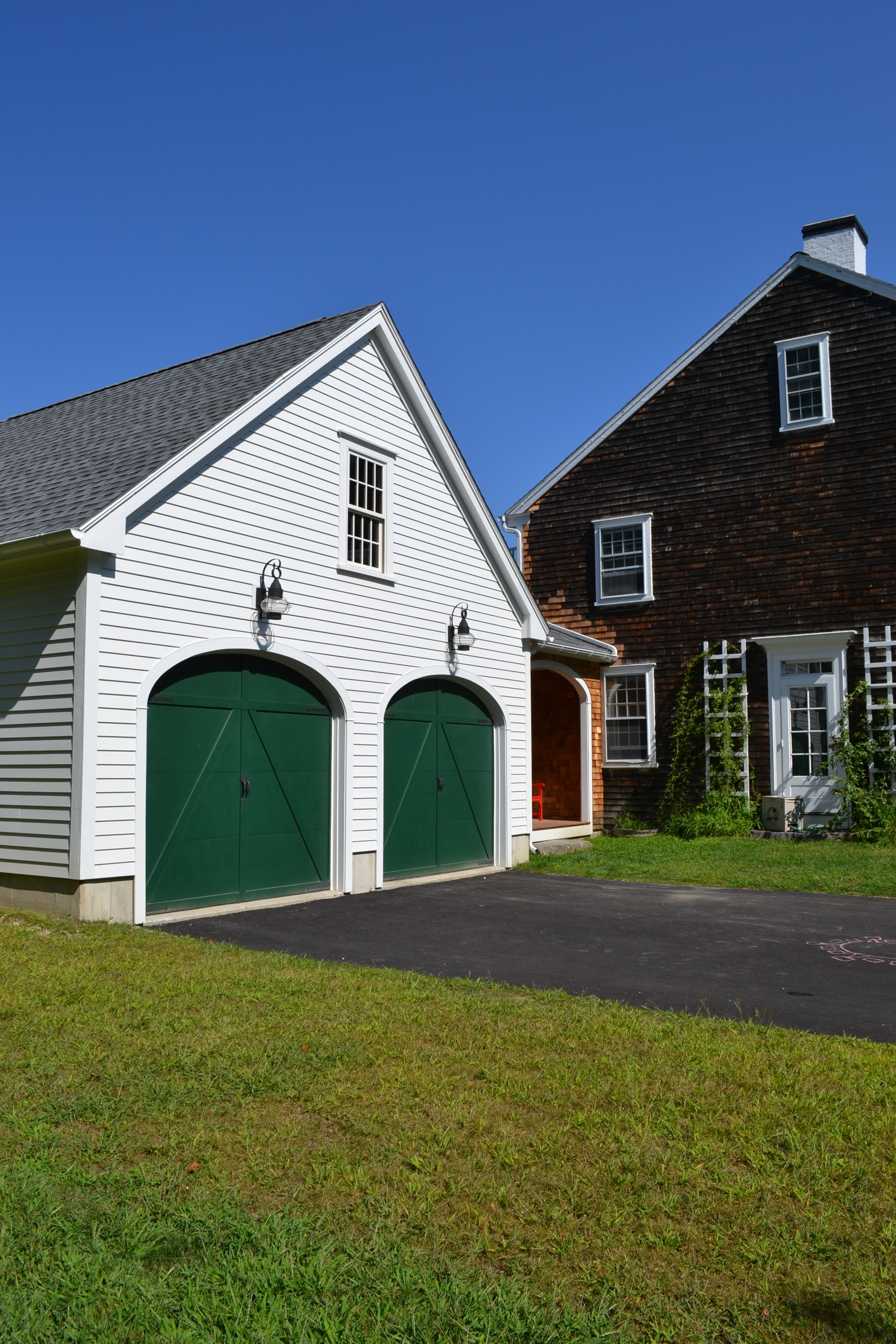 Historic Colonial Home Renovation and Addition | Dickinson Architects, LLC | Sterling, MA