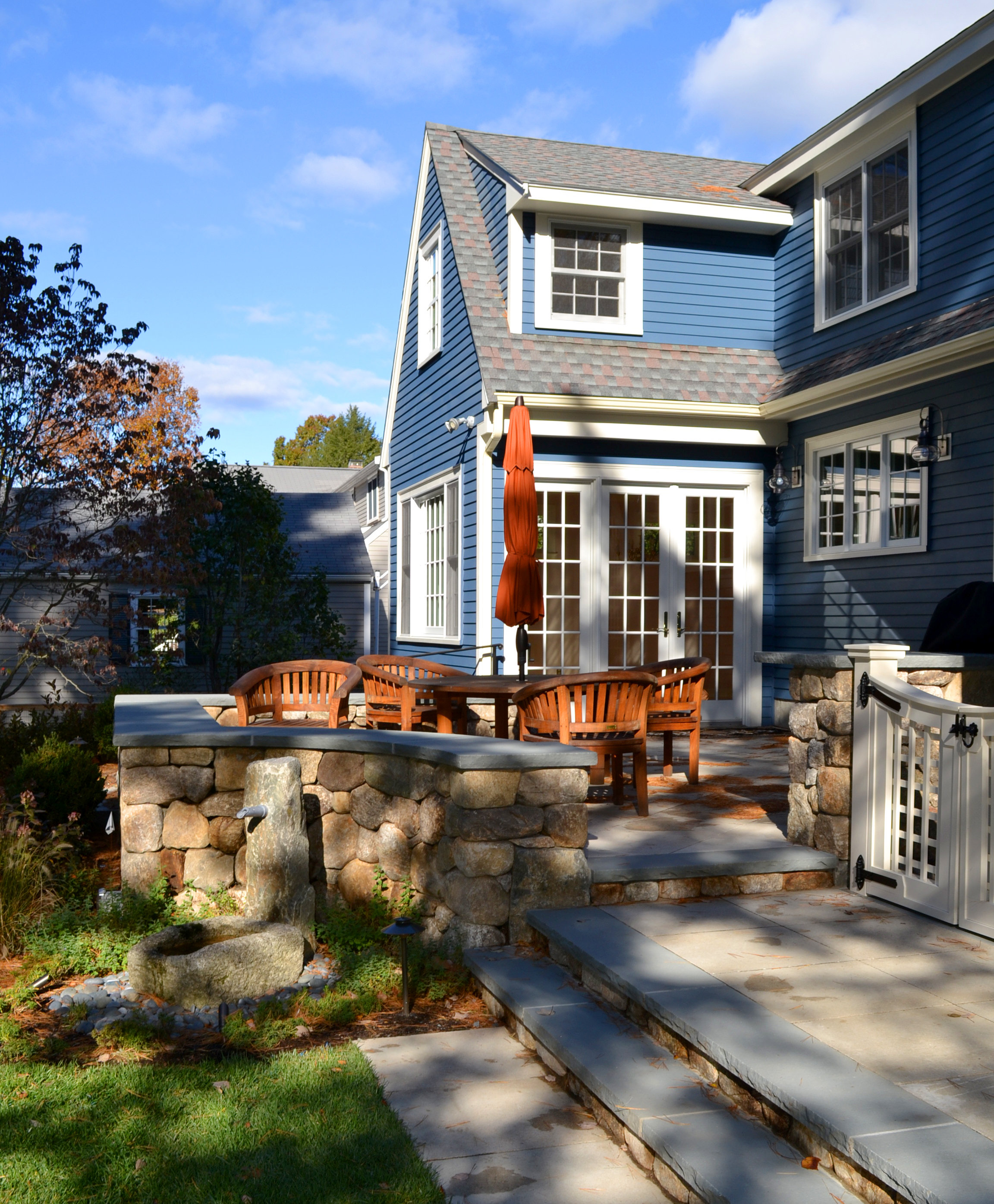 Cape Style Home Renovation | Dickinson Architects, LLC | Concord, MA