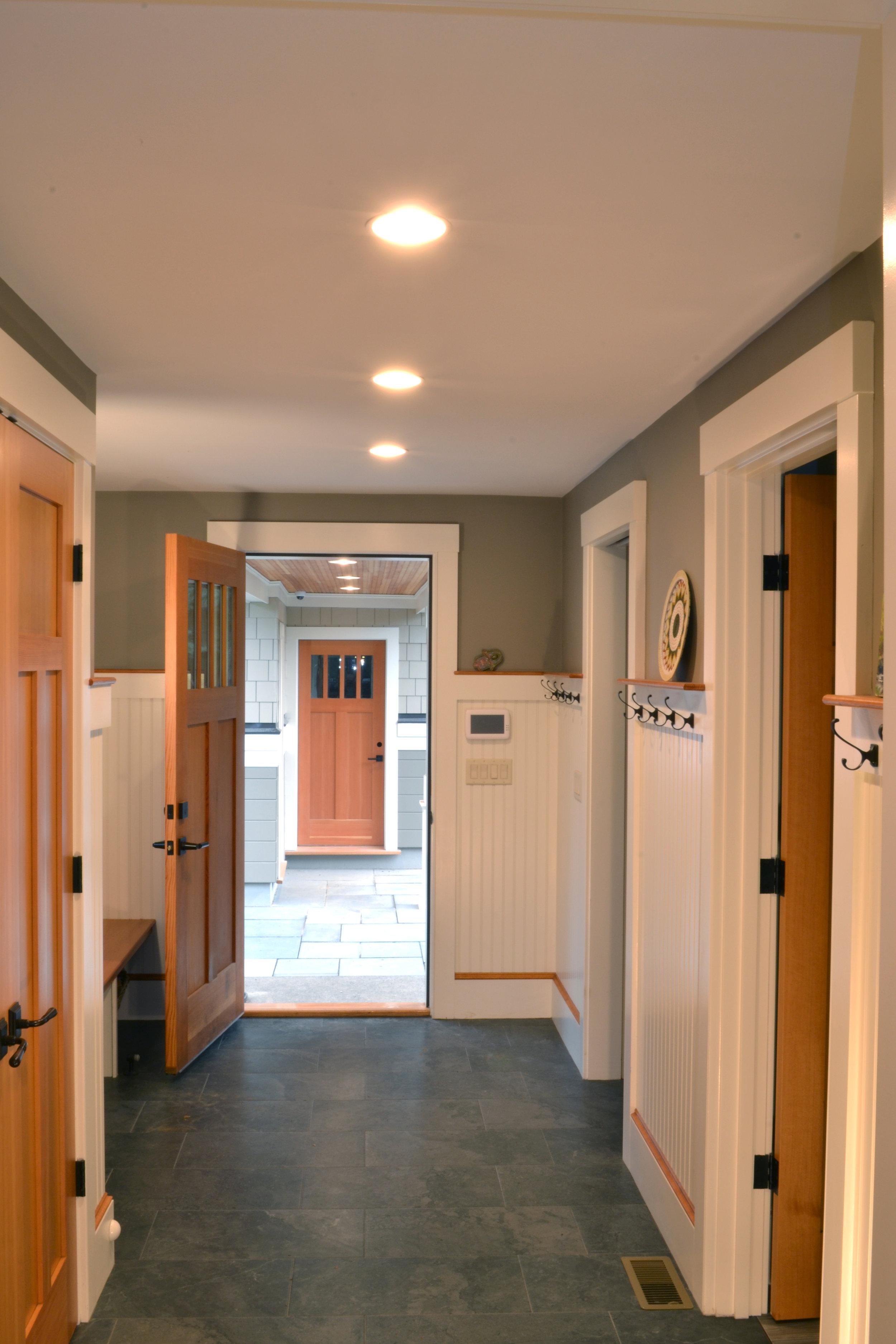 Zero Energy Prairie Home Construction | Dickinson Architects, LLC | Concord, MA