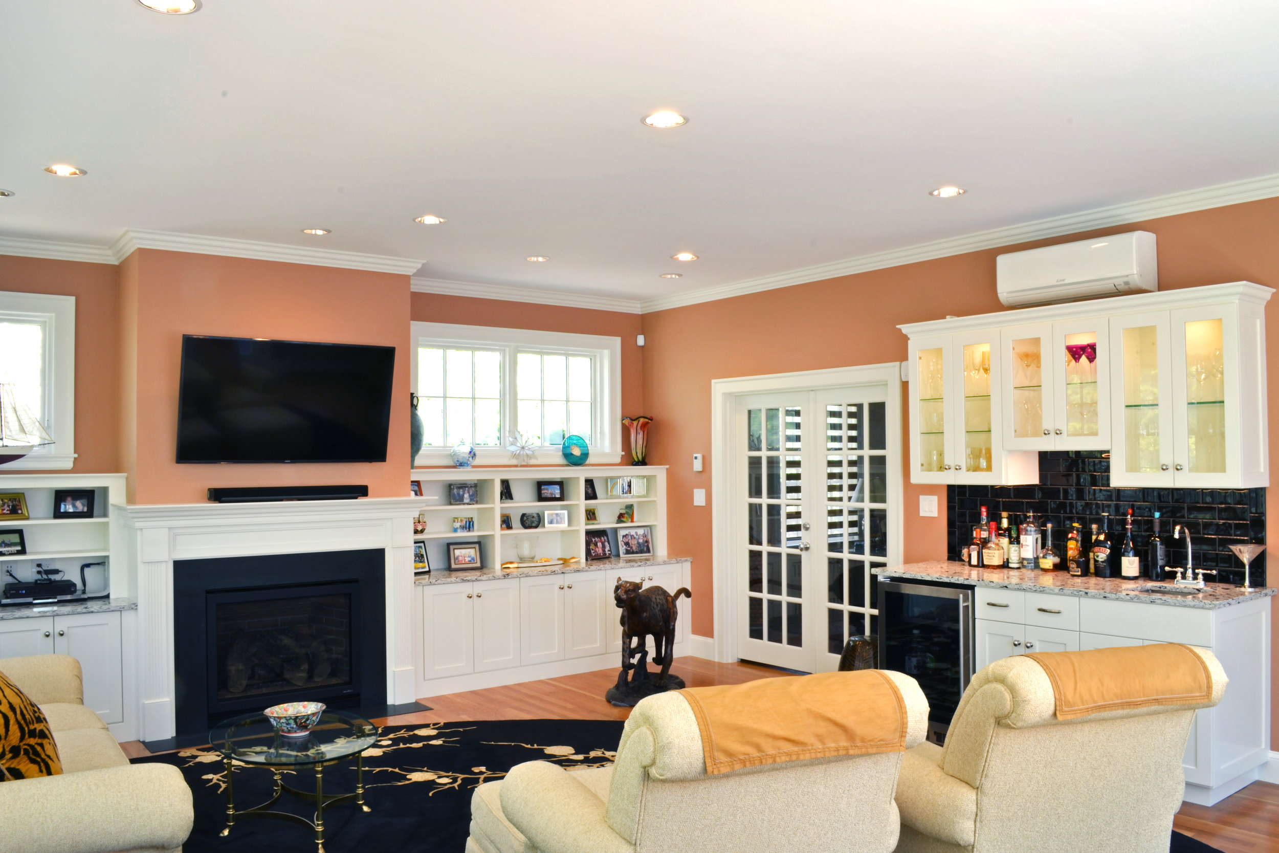 Colonial Home Construction   Dickinson Architects, LLC   Belmont, MA