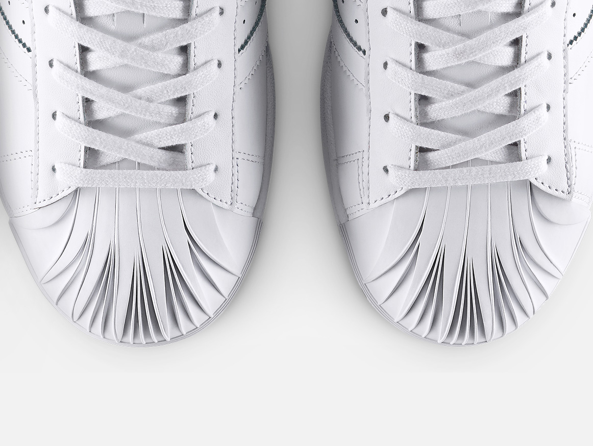 Adidas Originals :: Pharrell Williams | Supershell x Zaha Hadid
