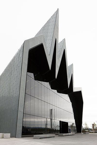 Riverside Museum, Glasgow | Photo Credit: Murdo MacLeod for the Guardian