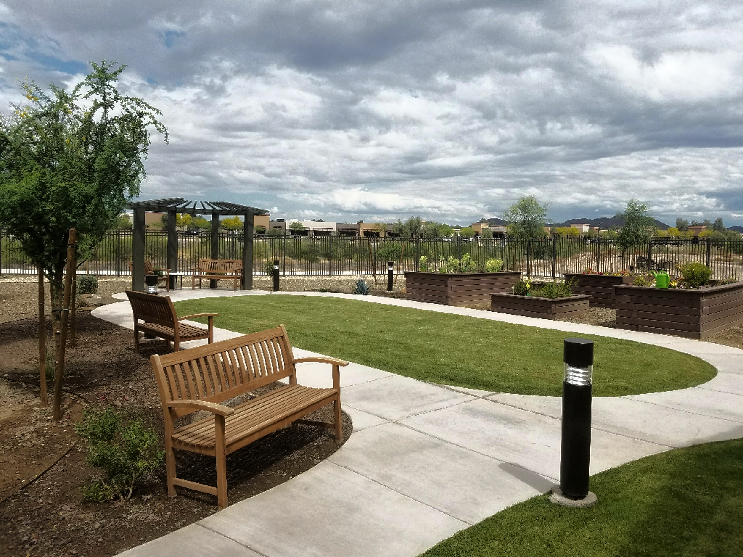 Senior Living Community Phoenix