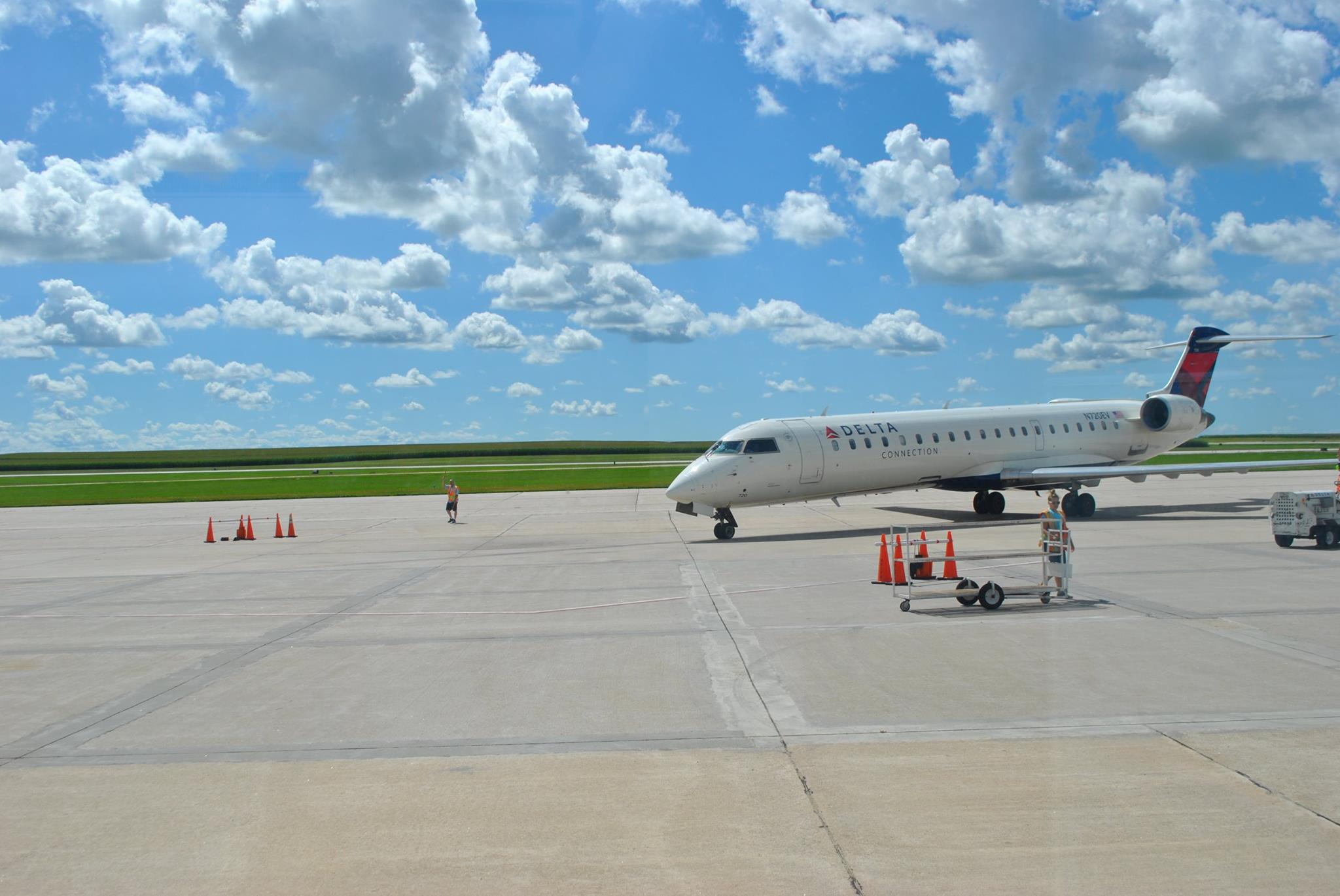 Photo courtesy of Rochester International Airport.